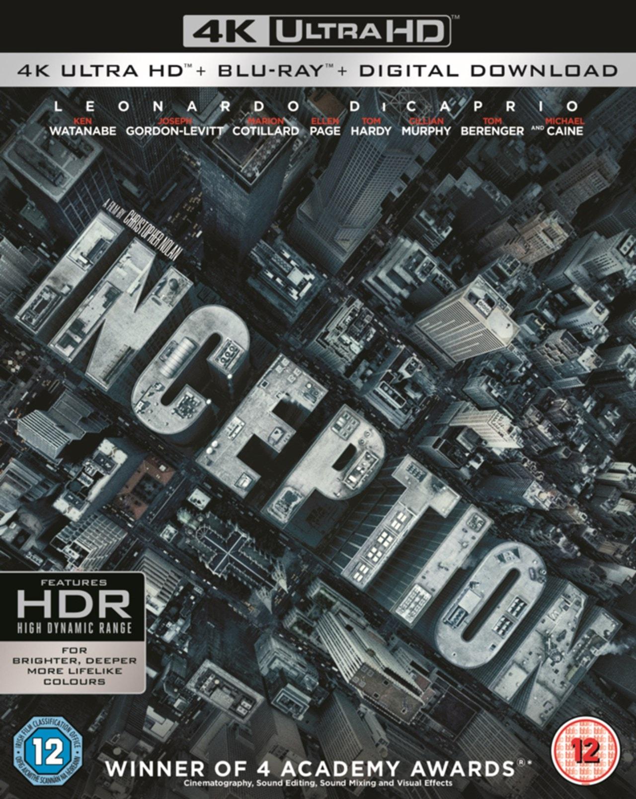 Inception - 1