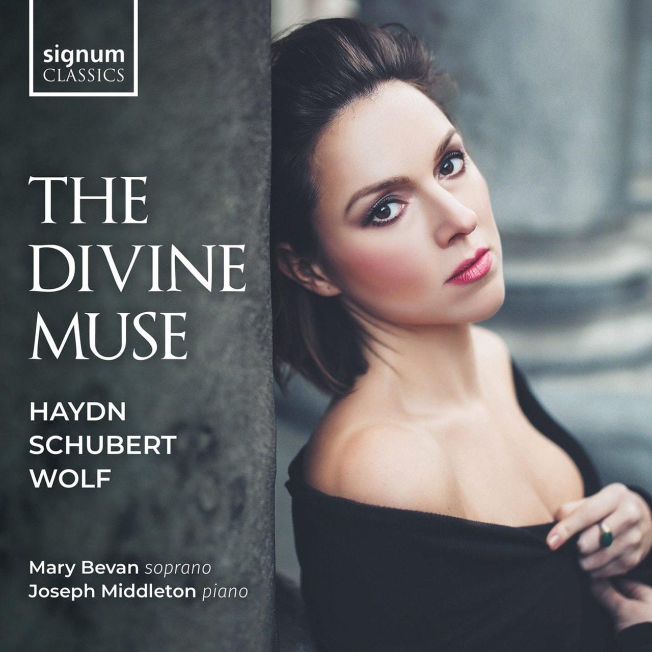 Mary Bevan/Joseph Middleton: The Divine Muse - 1