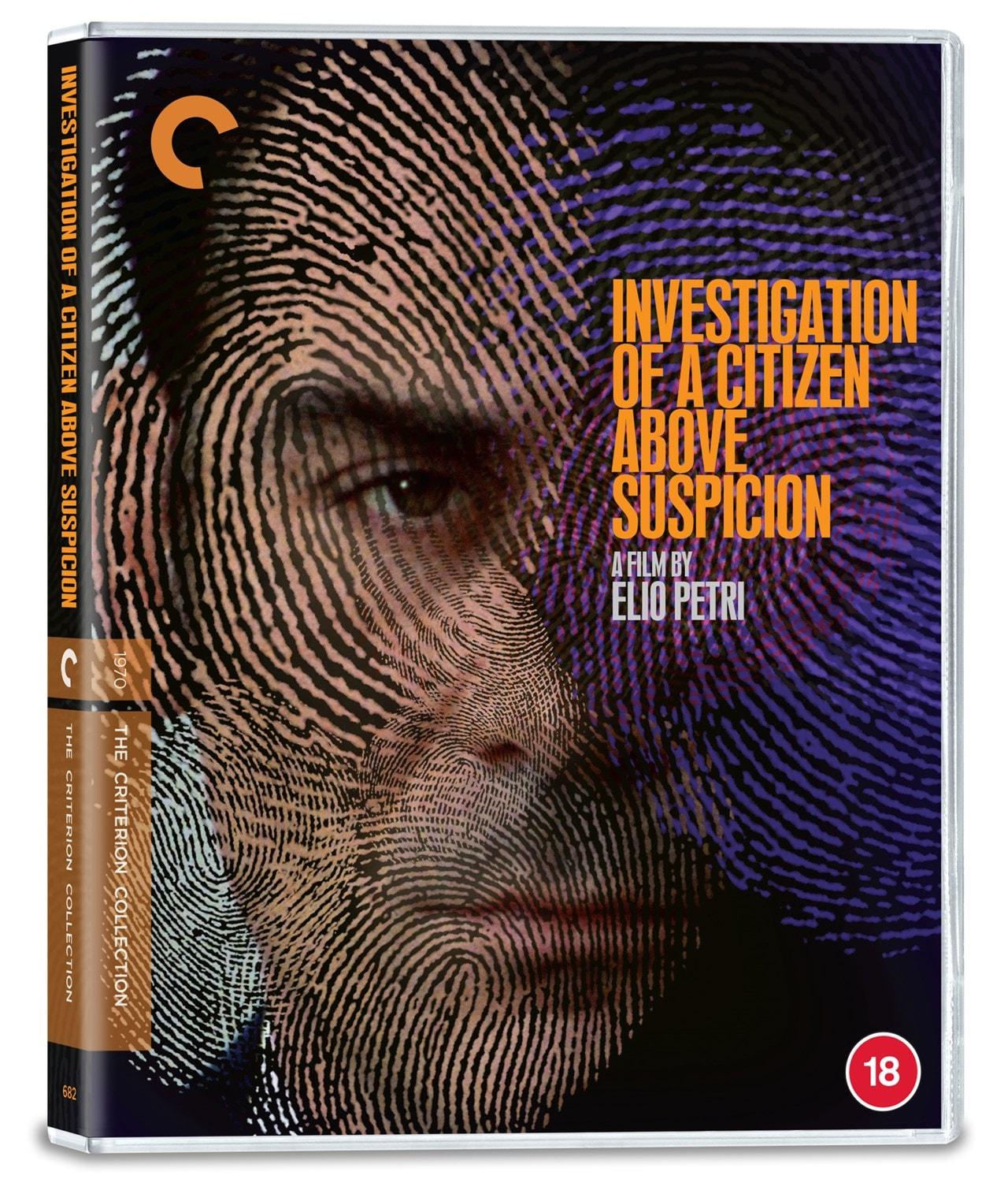 Investigation of a Citizen Above Suspicion - The Criterion... - 2