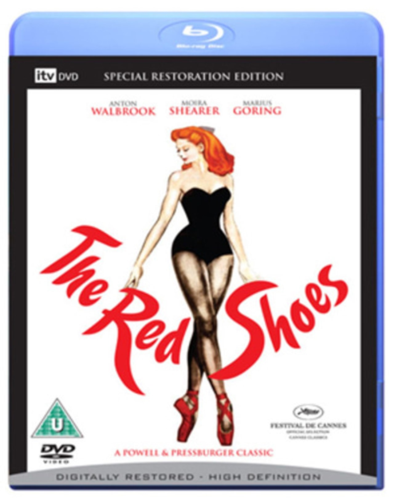 The Red Shoes: Special Edition - 1