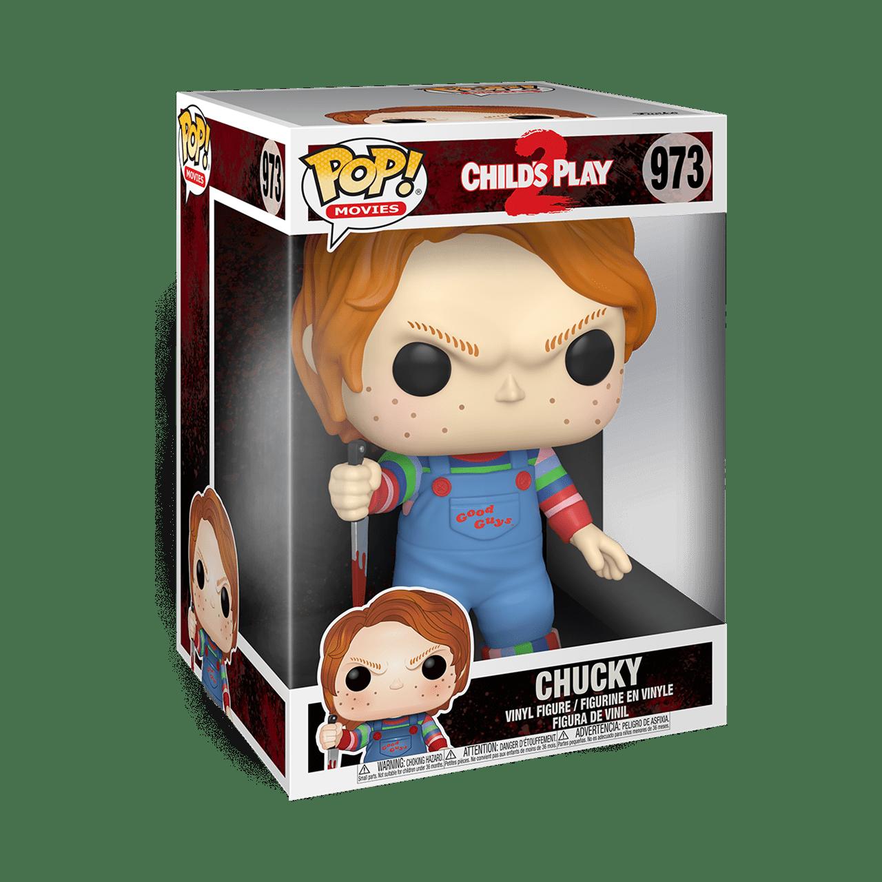 Chucky 10'' (973) Child's Play 2 Pop Vinyl - 2