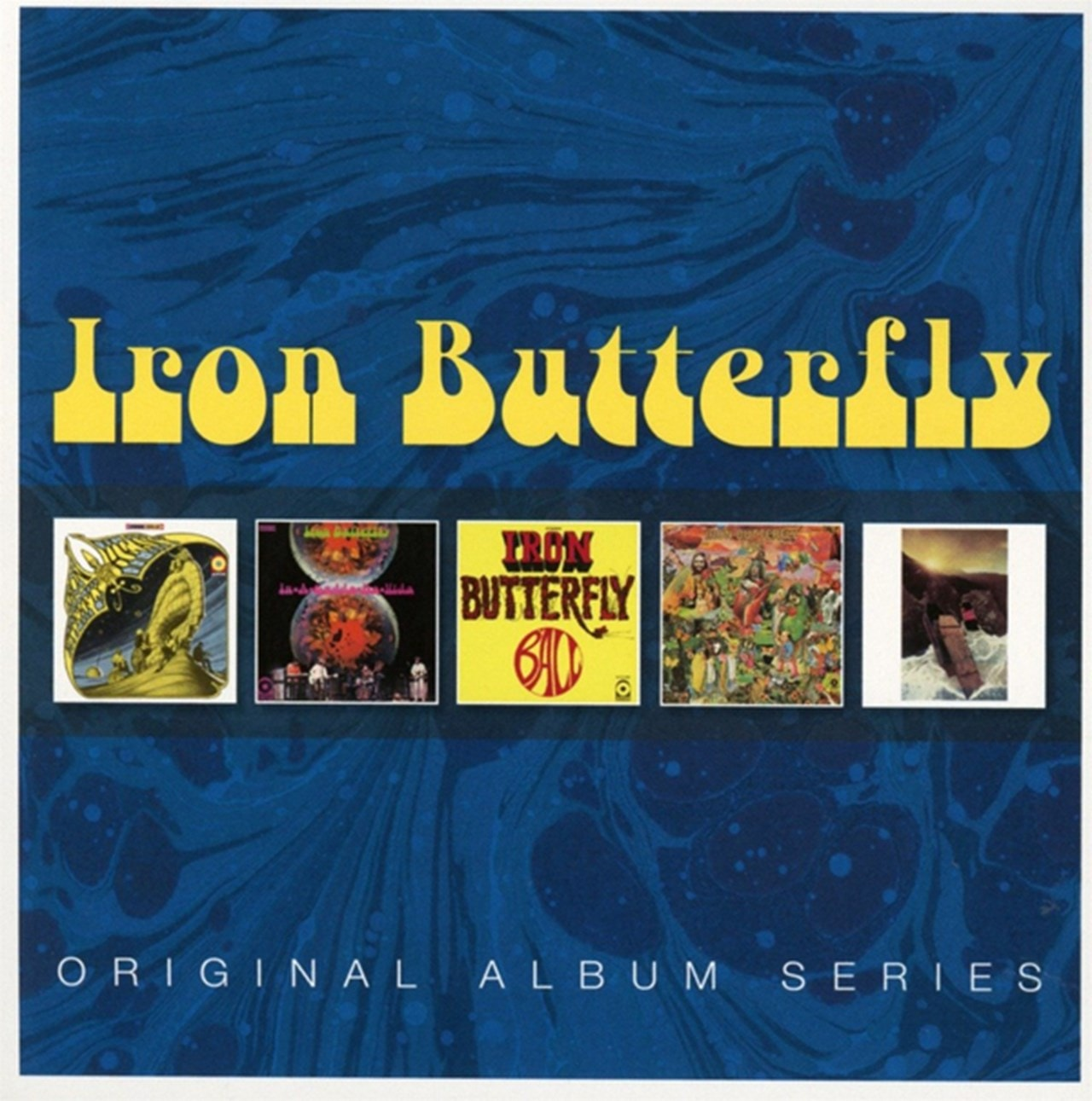 Iron Butterfly - 1