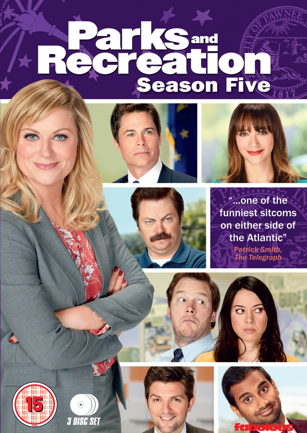 Parks and Recreation: Season Five - 1