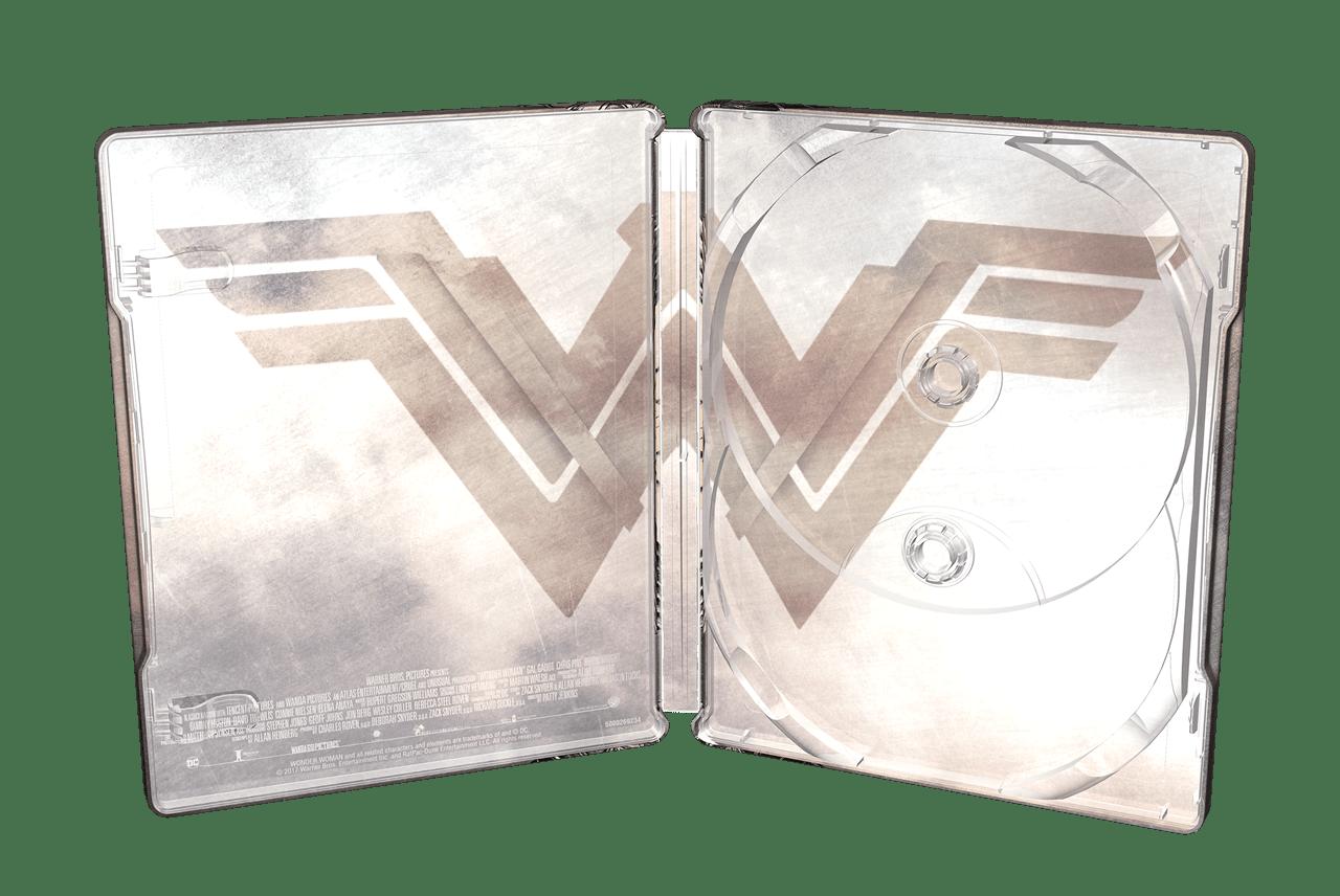 Wonder Woman Titans of Cult Limited Edition 4K Steelbook - 5