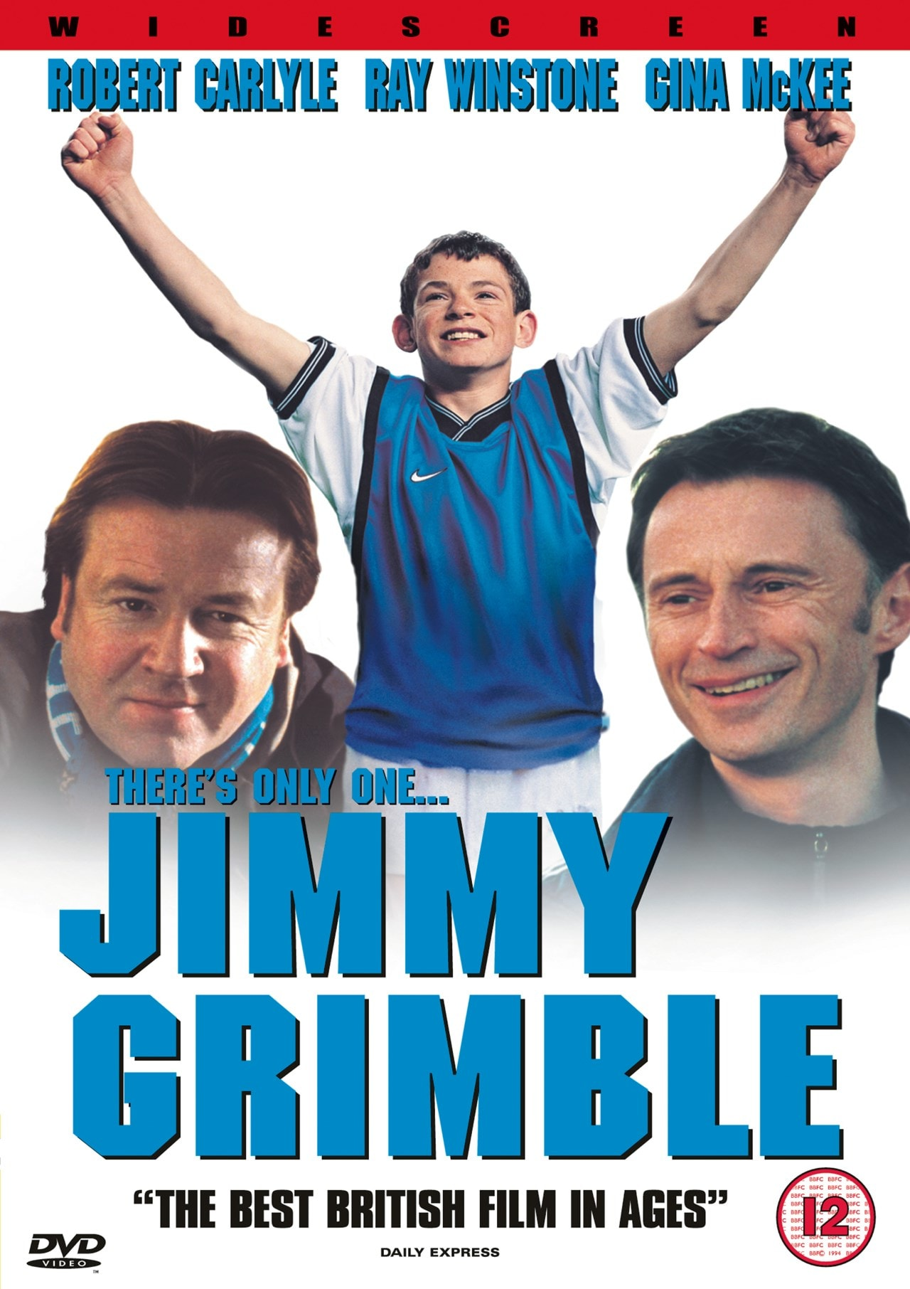 There's Only One Jimmy Grimble - 1