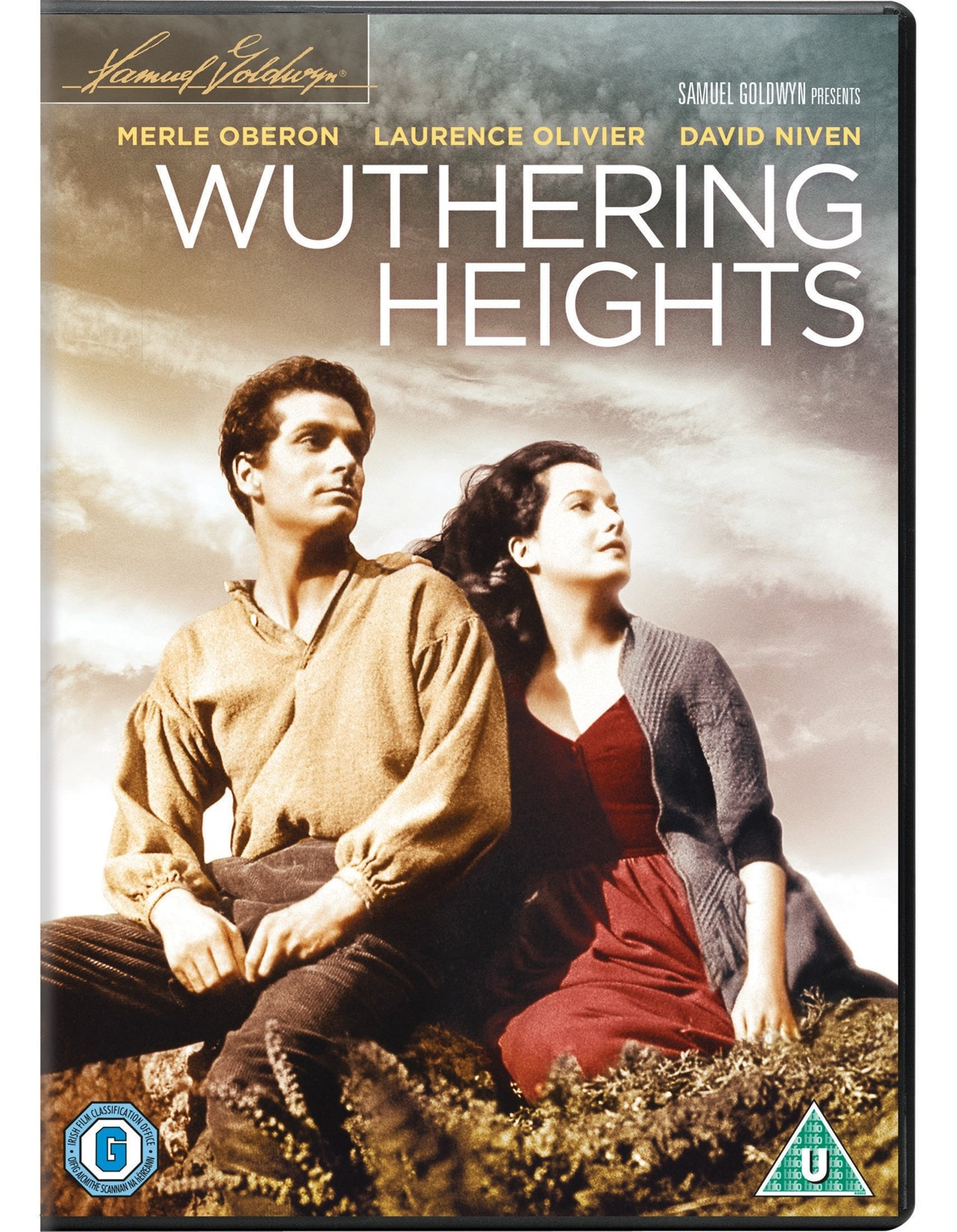Wuthering Heights - Samuel Goldwyn Presents - 1