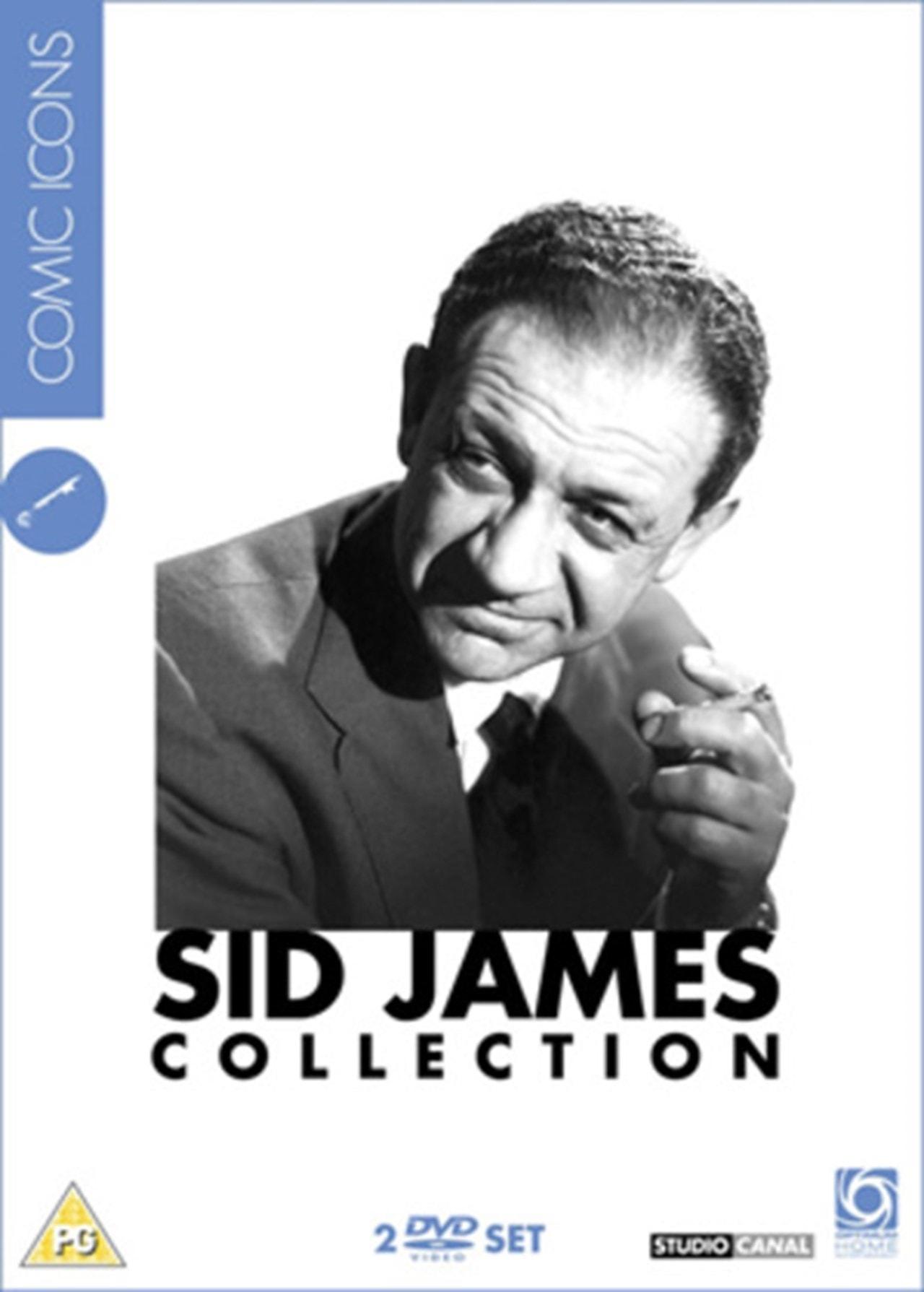 Sid James Collection: Comic Icons - 1