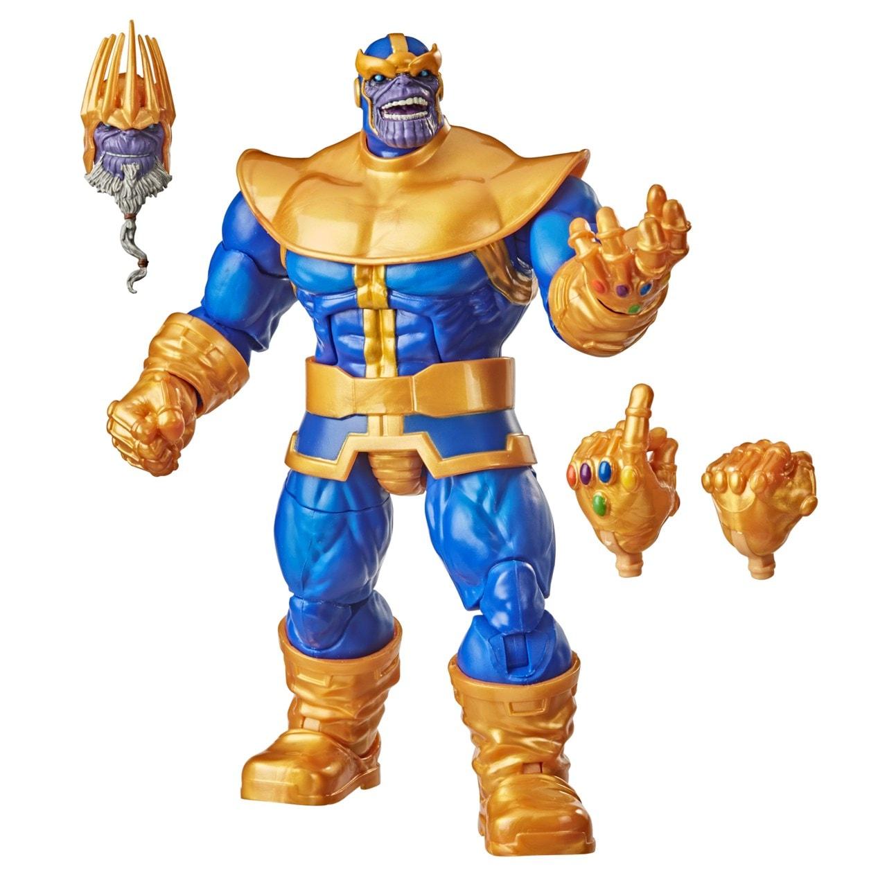 Thanos: Infinity Gauntlet: Legends Series Marvel Action Figure - 1