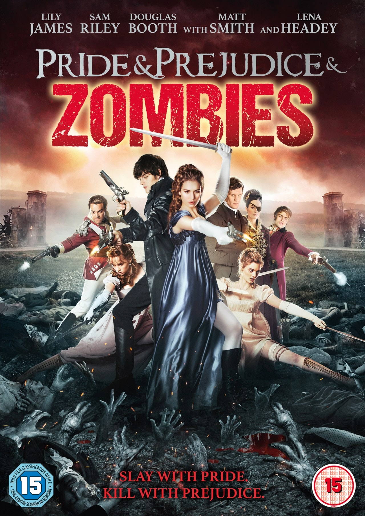 Pride and Prejudice and Zombies - 1