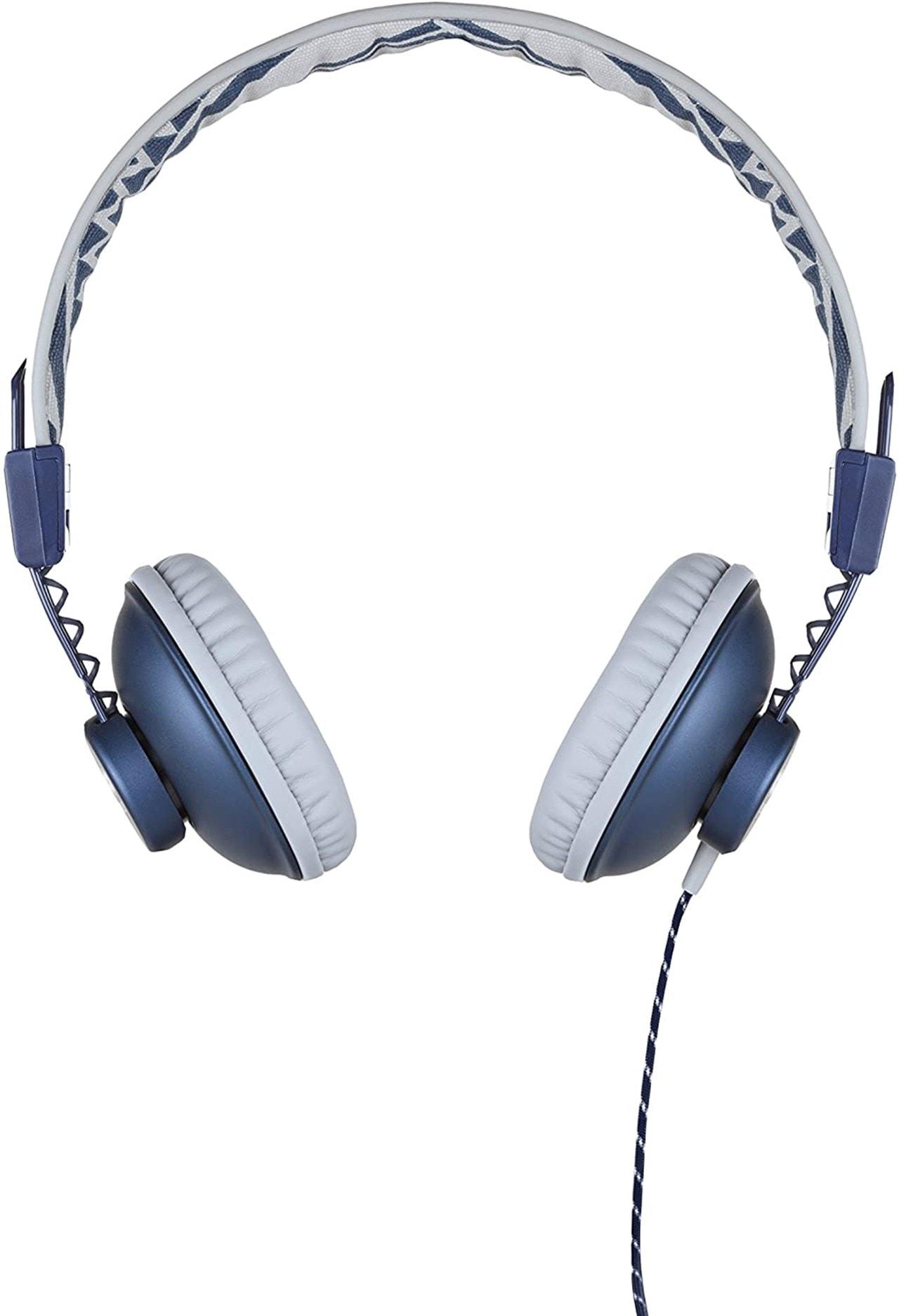 House Of Marley Positive Vibration Denim Headphones - 2