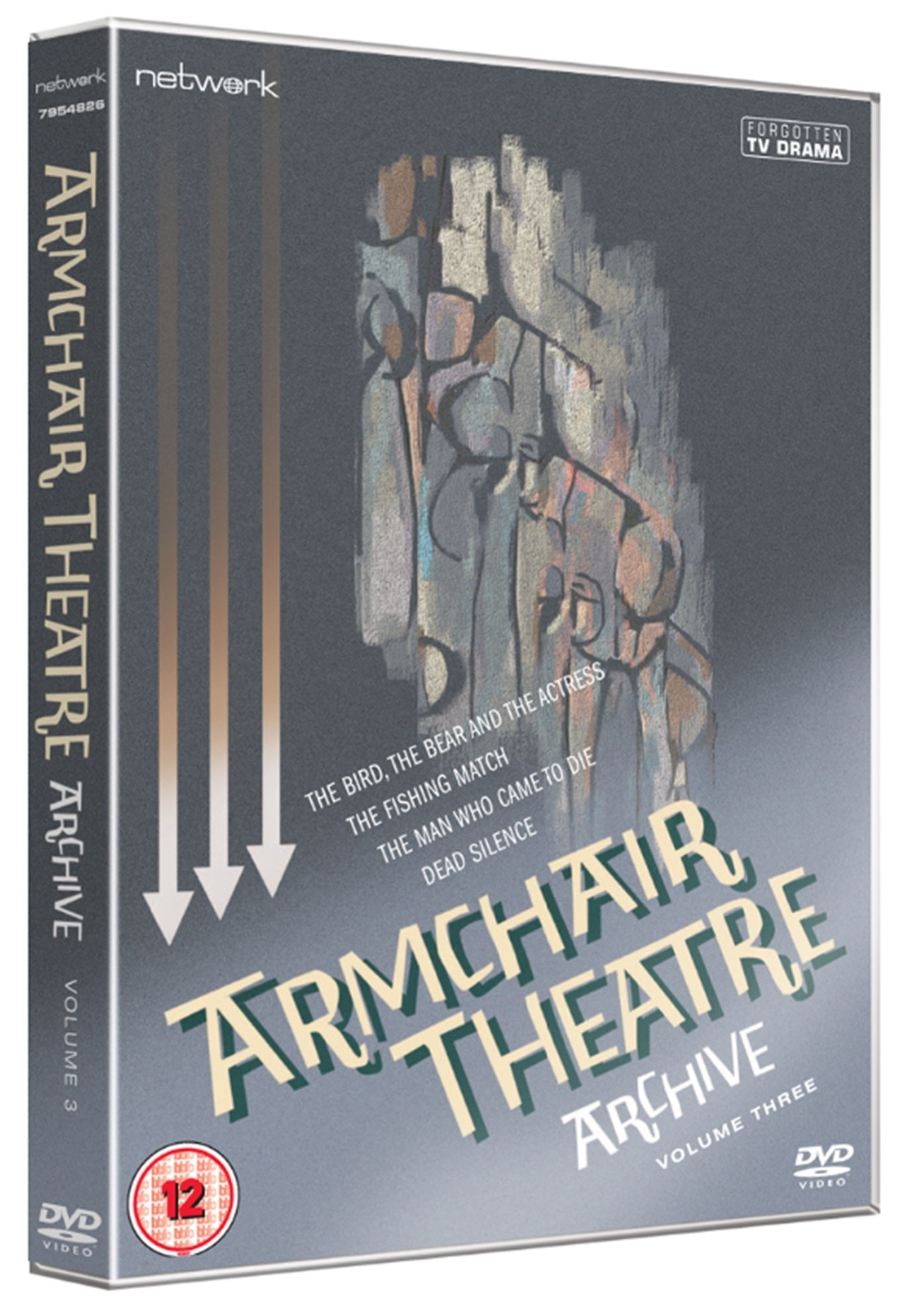 Armchair Theatre Archive: Volume 3 | DVD | Free shipping ...
