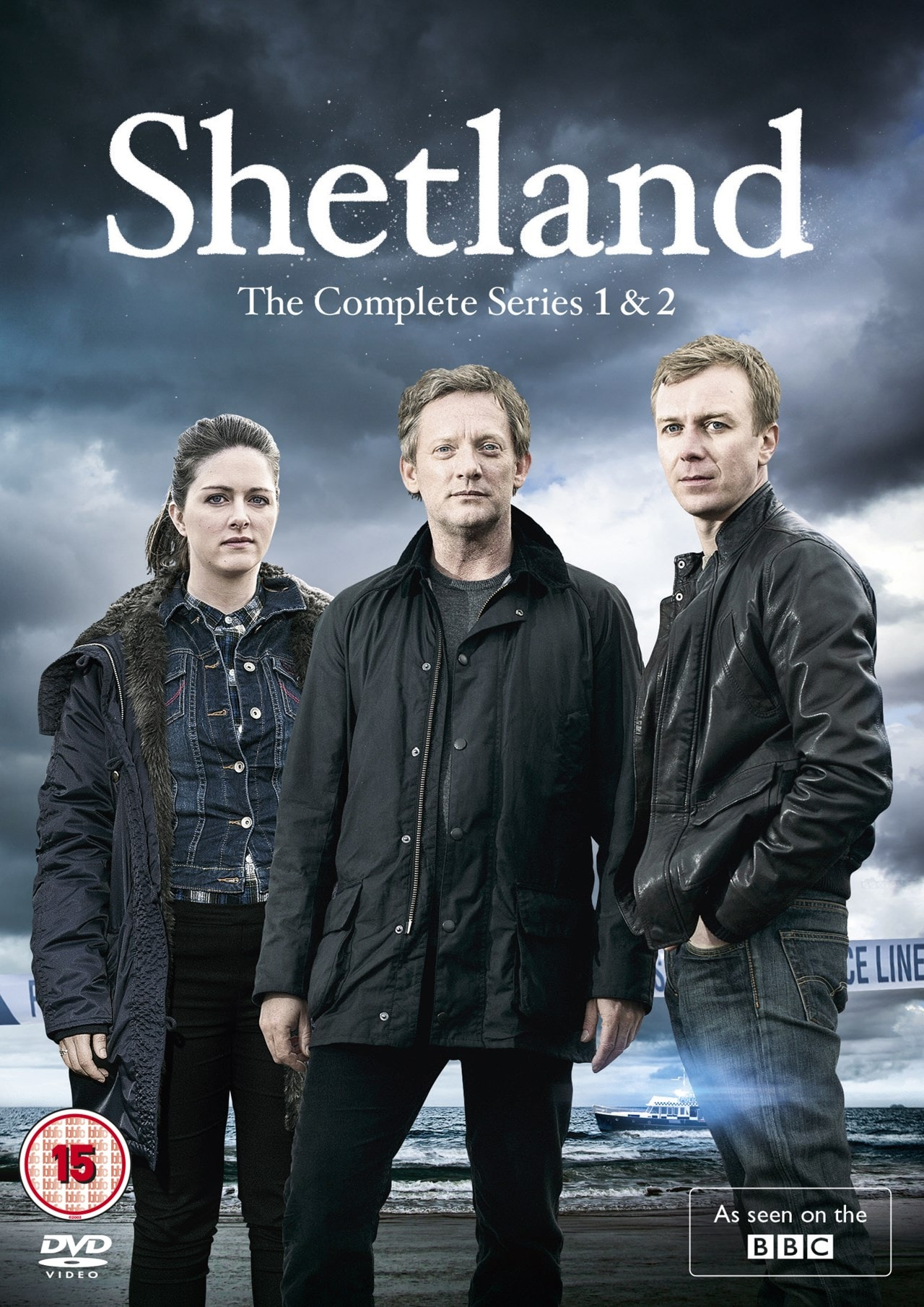 Shetland: The Complete Series 1 and 2 - 1