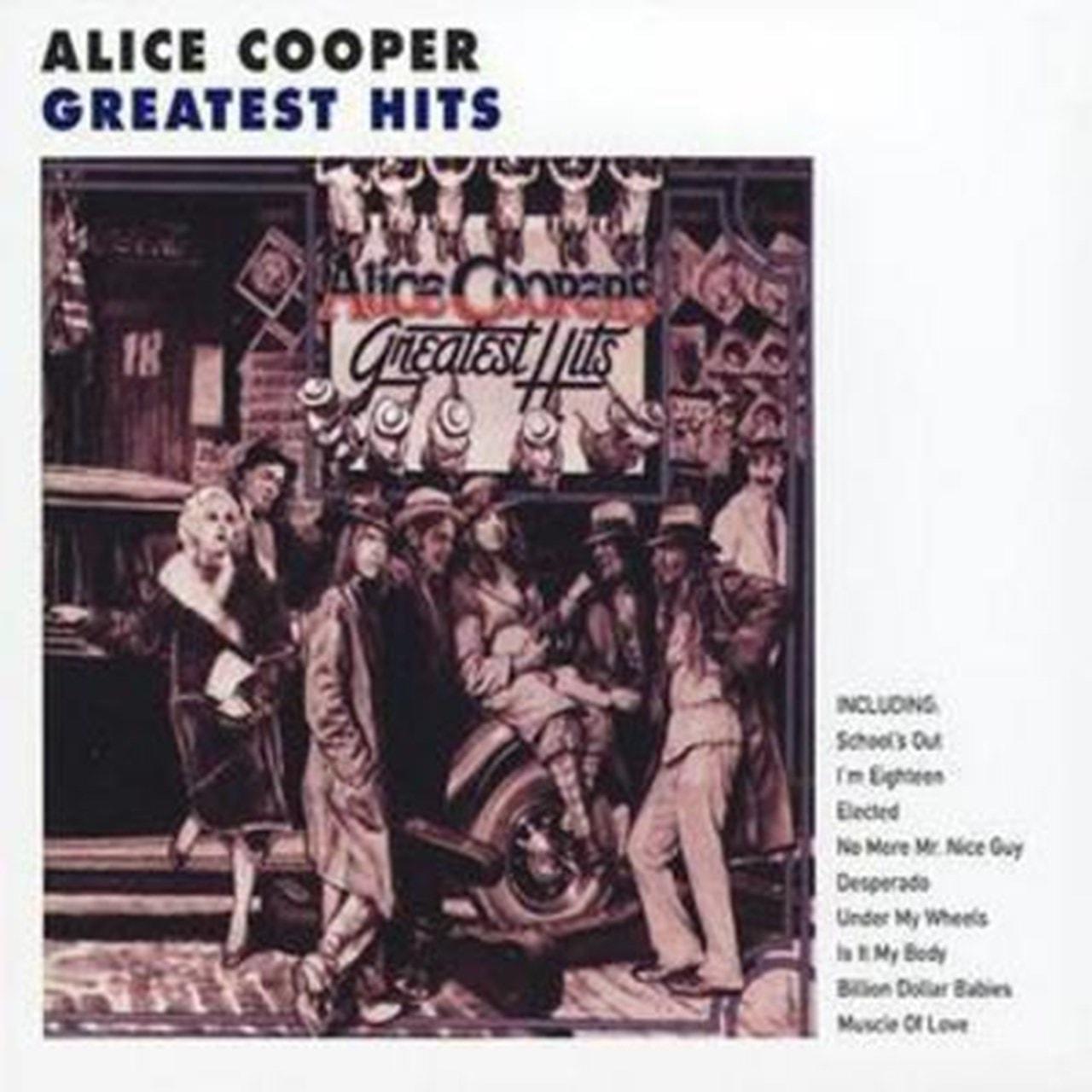 Alice Cooper's Greatest Hits - 1