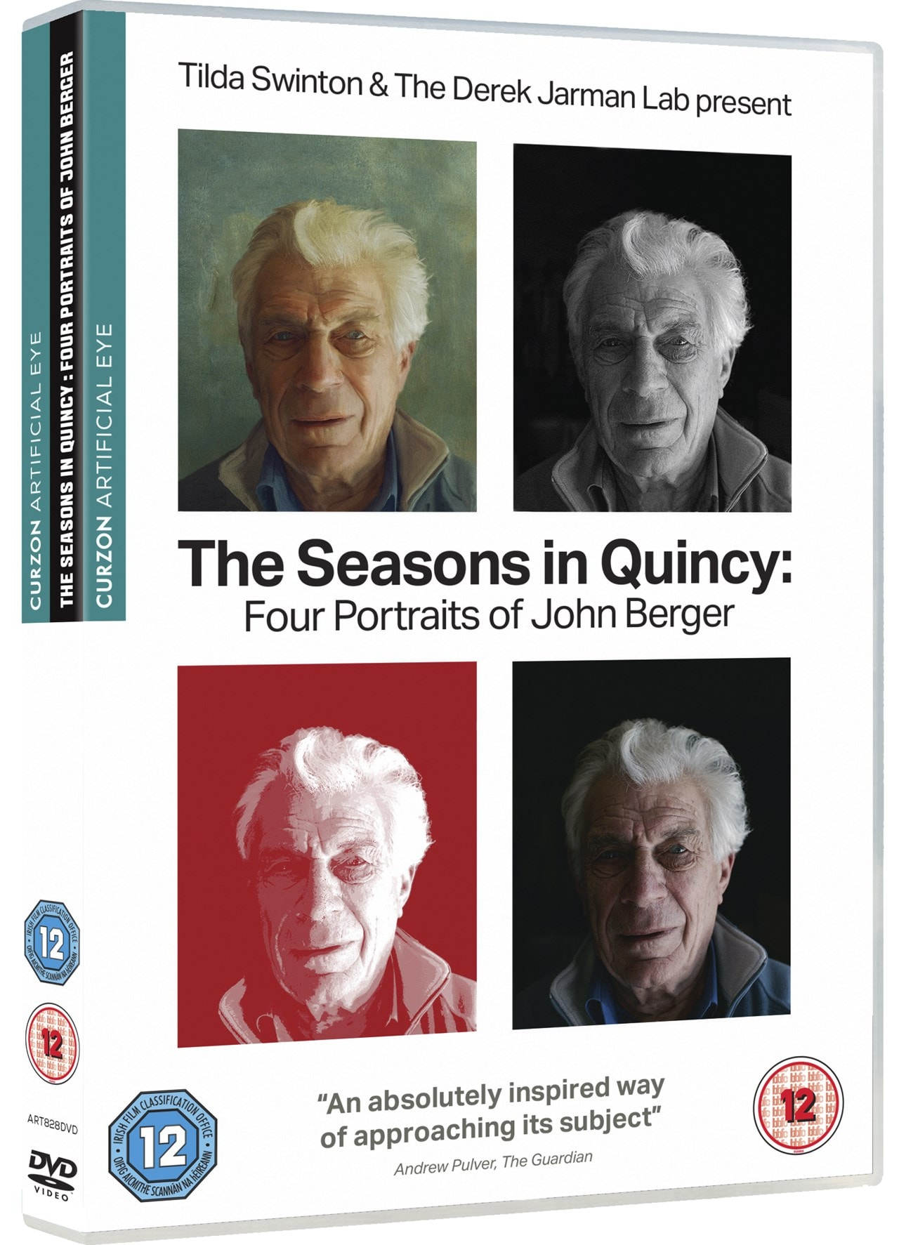 The Seasons in Quincy - Four Portraits of John Berger - 2