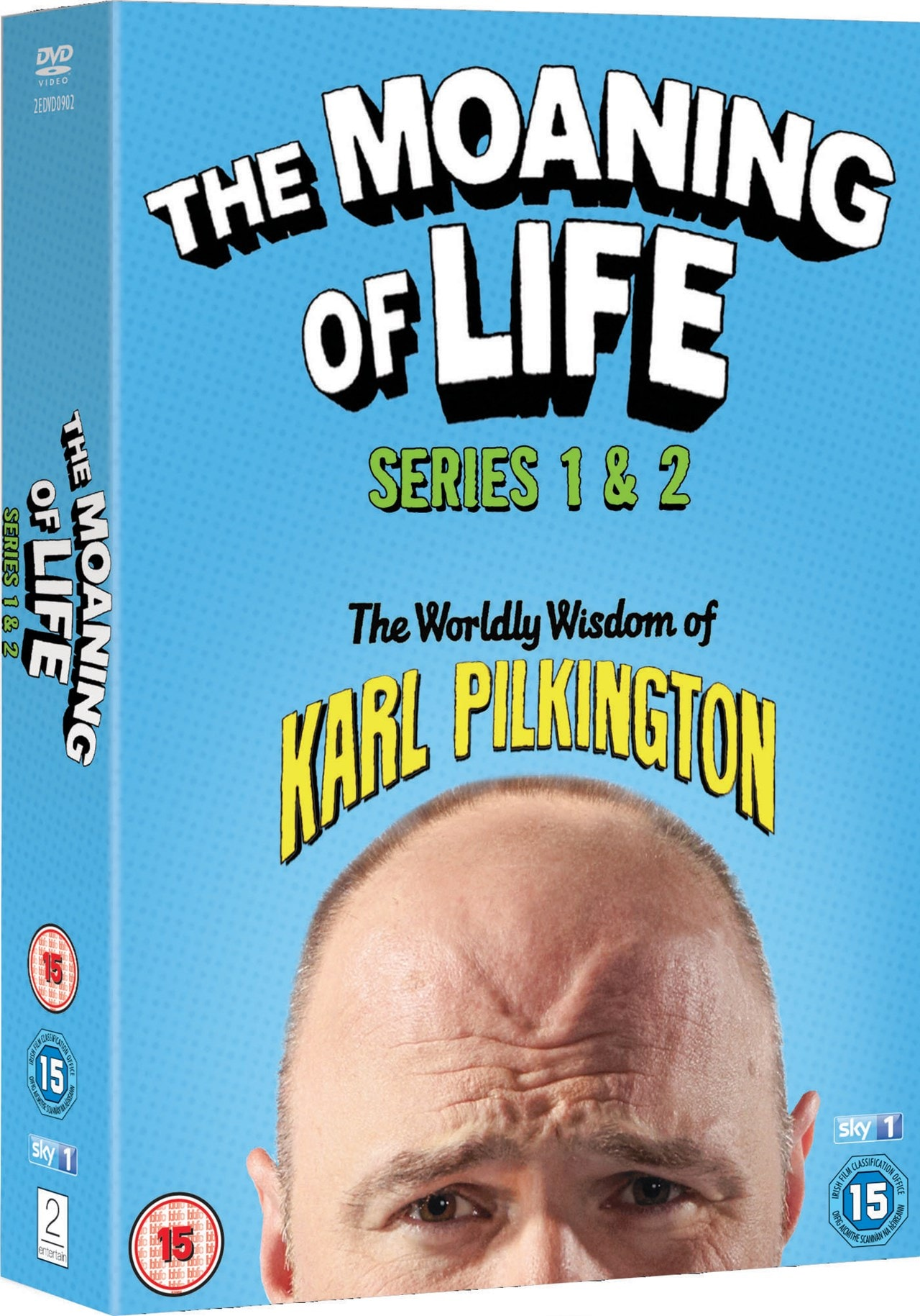 The Moaning of Life: Series 1-2 - 2