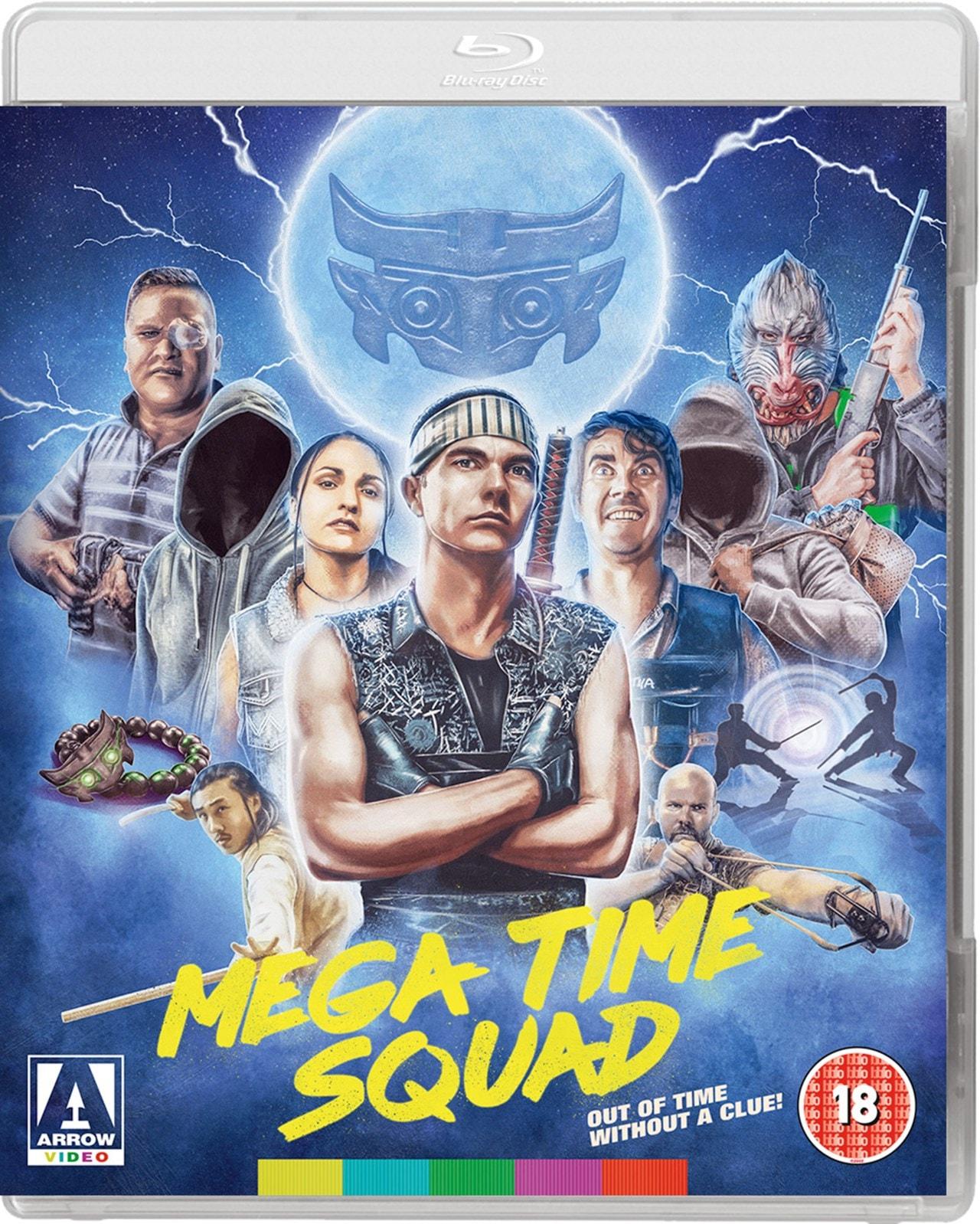 Mega Time Squad - 1