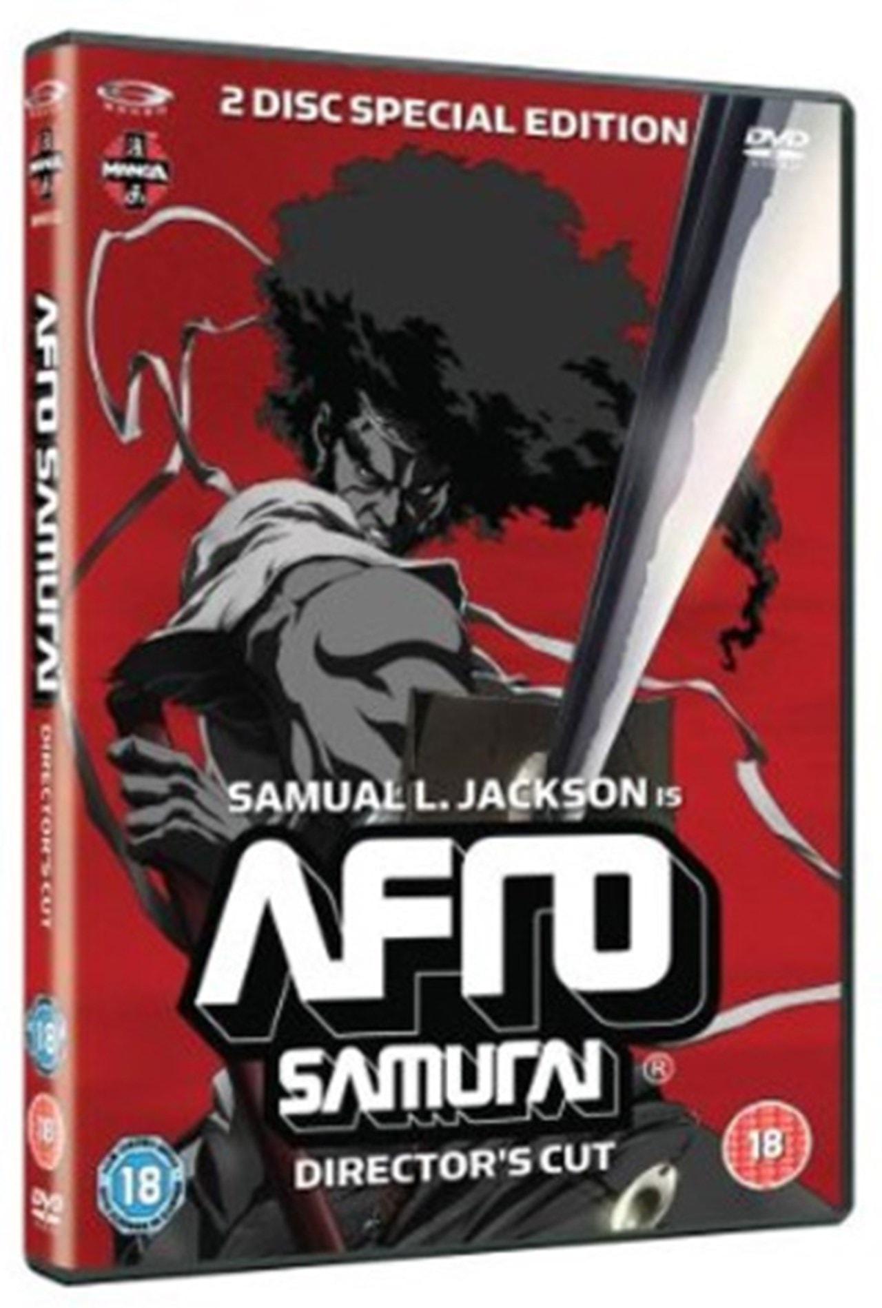 Afro Samurai: Season 1 - Director's Cut - 1