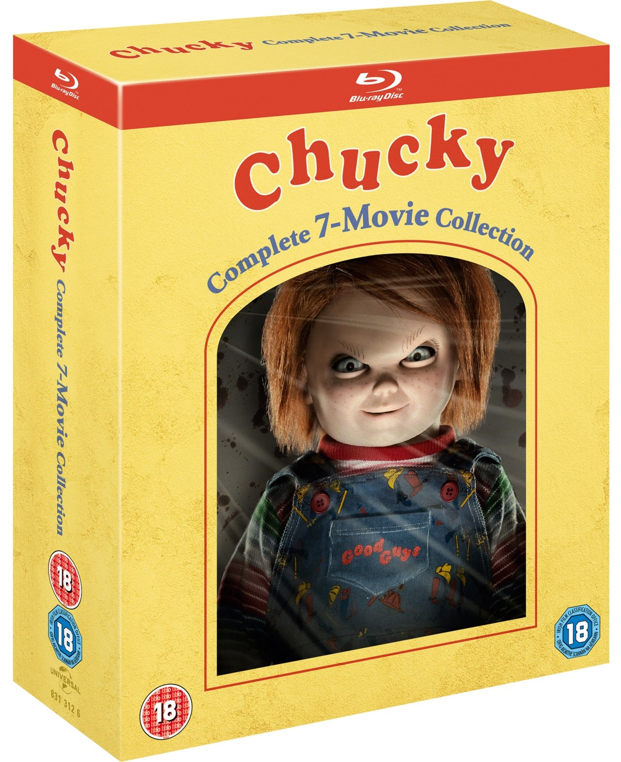 Chucky: Complete 7-movie Collection - 2