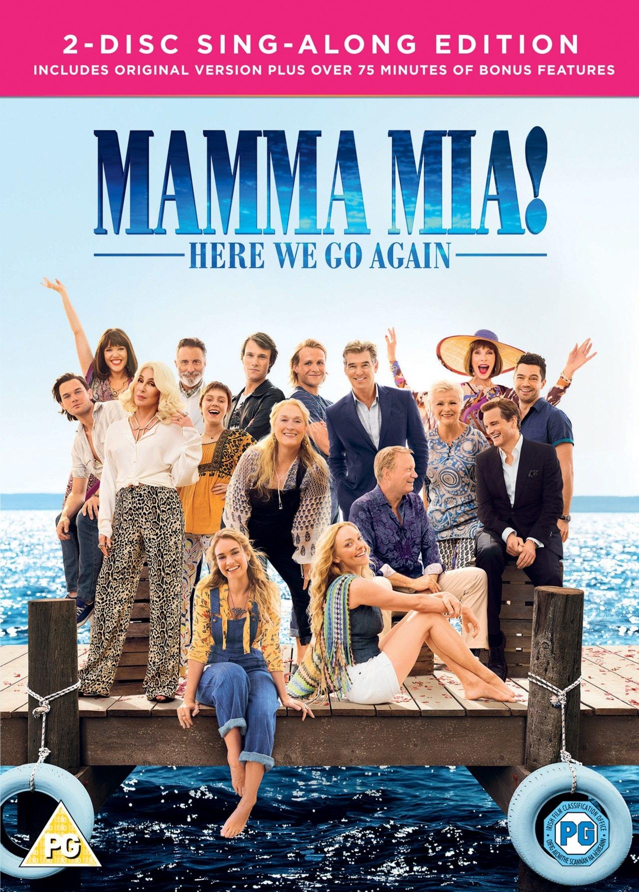 Mamma Mia! Here We Go Again - 1
