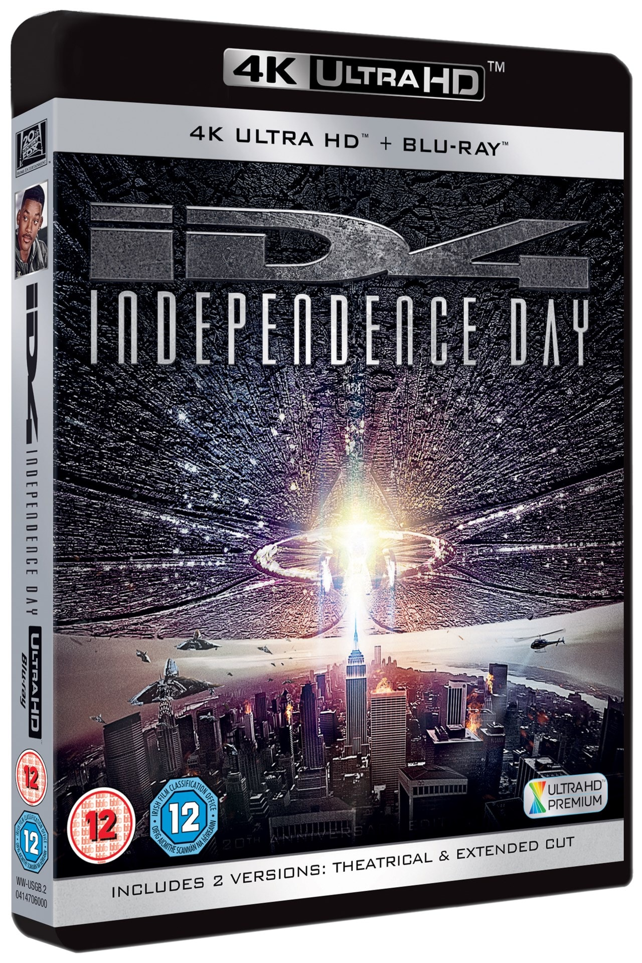 Independence Day: Theatrical and Extended Cut - 2