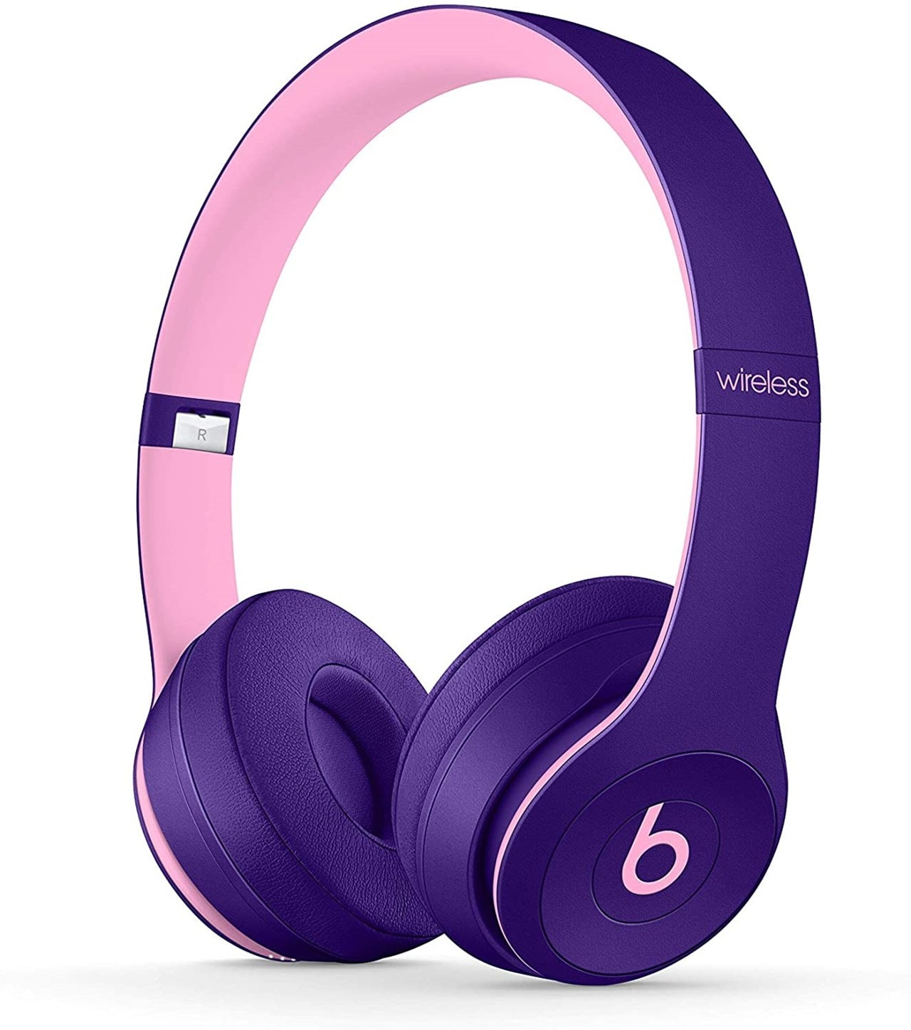 Beats By Dr Dre Solo 3 Wireless Pop Violet Headphones (Pop Collection) - 1