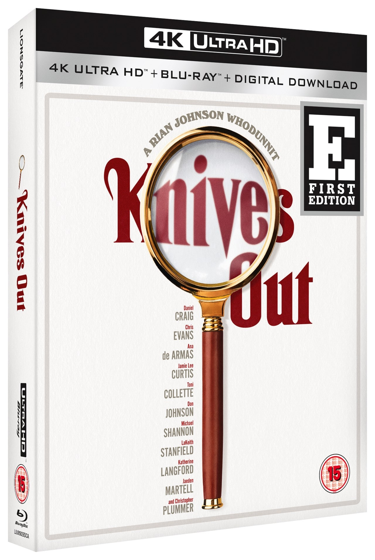 Knives Out (hmv Exclusive) - First Edition - 3