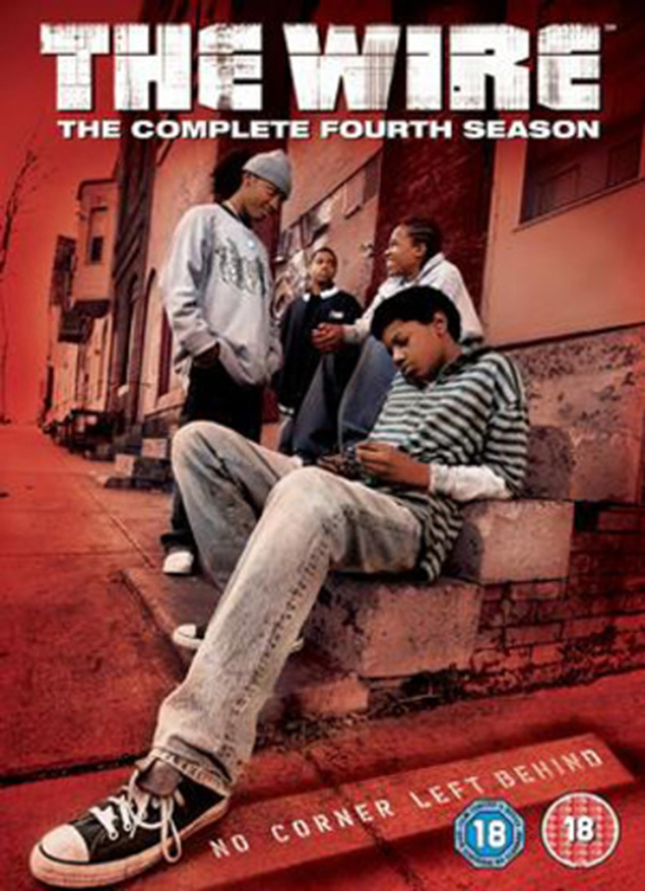 The Wire: The Complete Fourth Season - 1