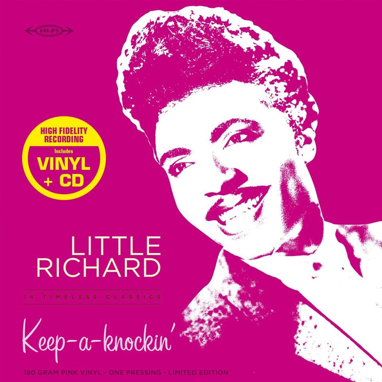 Keep-a-knockin': The Very Best of Little Richard - 1