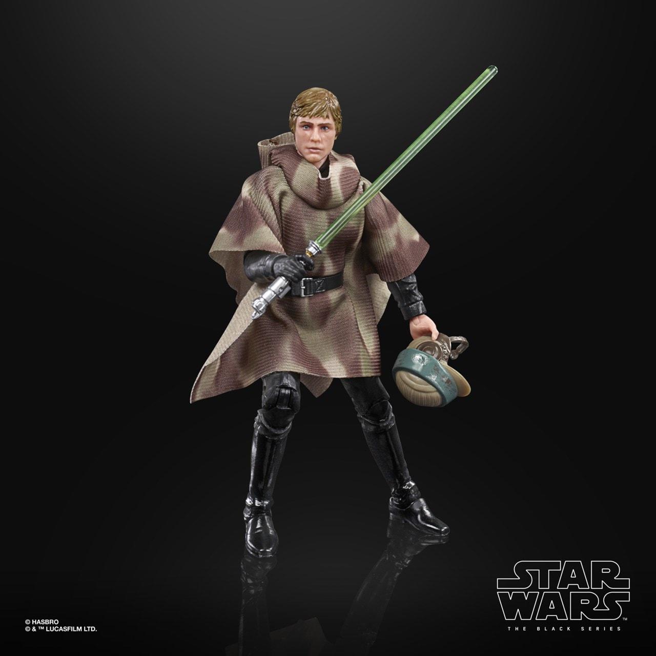 Luke Skywalker: Episode 6: The Black Series: Star Wars Action Figure - 2