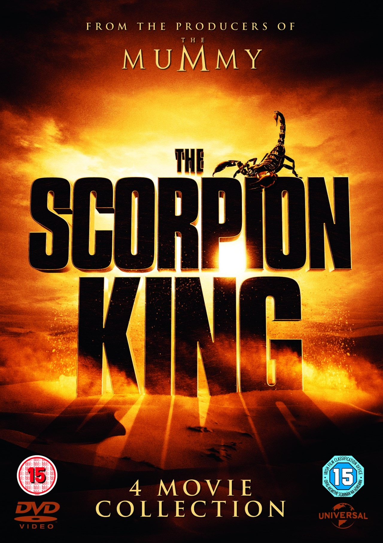 The Scorpion King: 4-movie Collection - 1