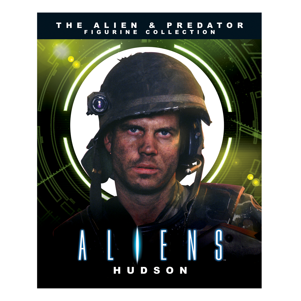 Hudson Alien Figurine: Hero Collector - 3