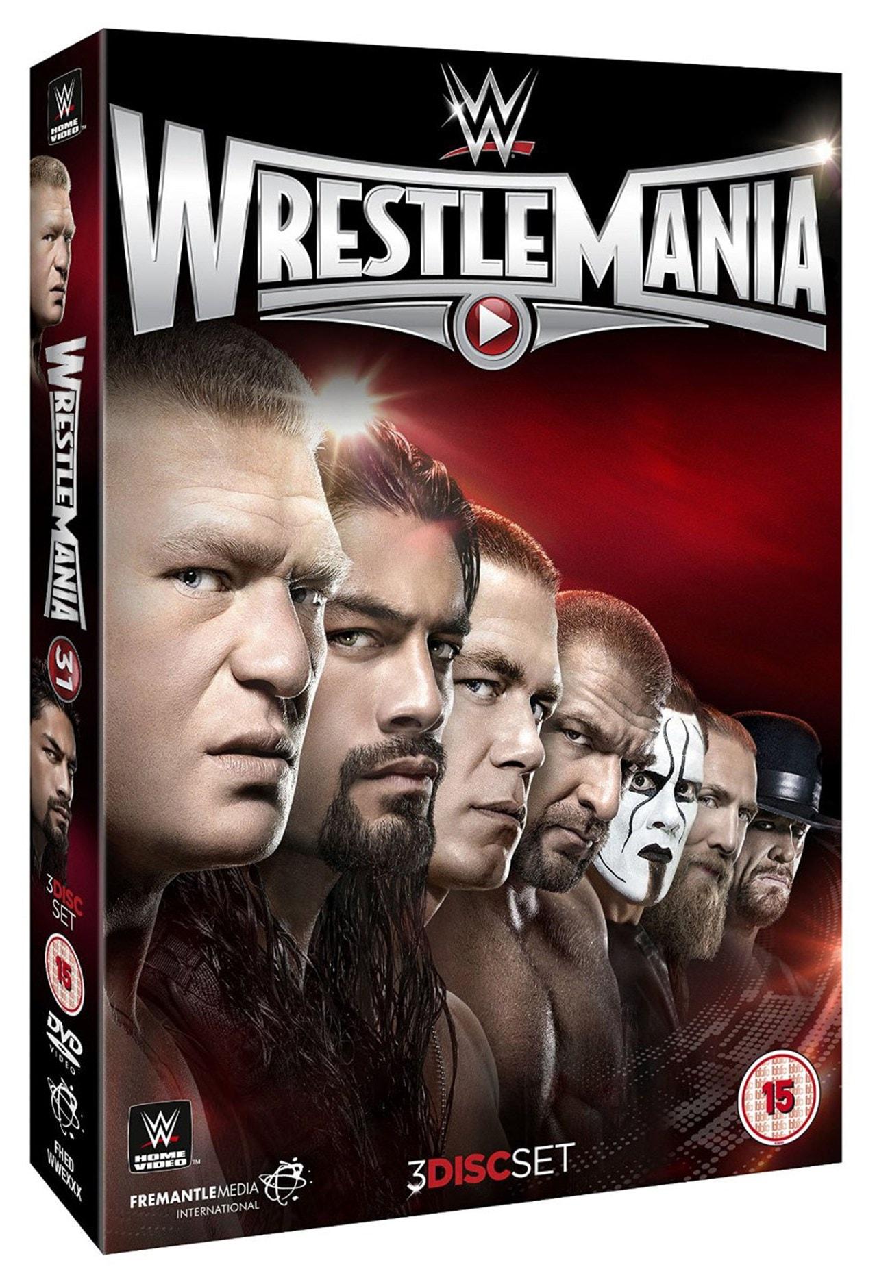 WWE: WrestleMania 31 - 2