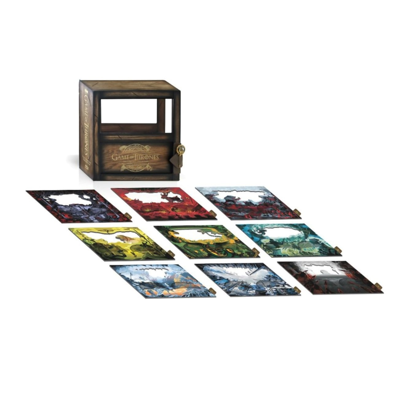 Game of Thrones: The Complete Series Limited Collector's Edition - 5