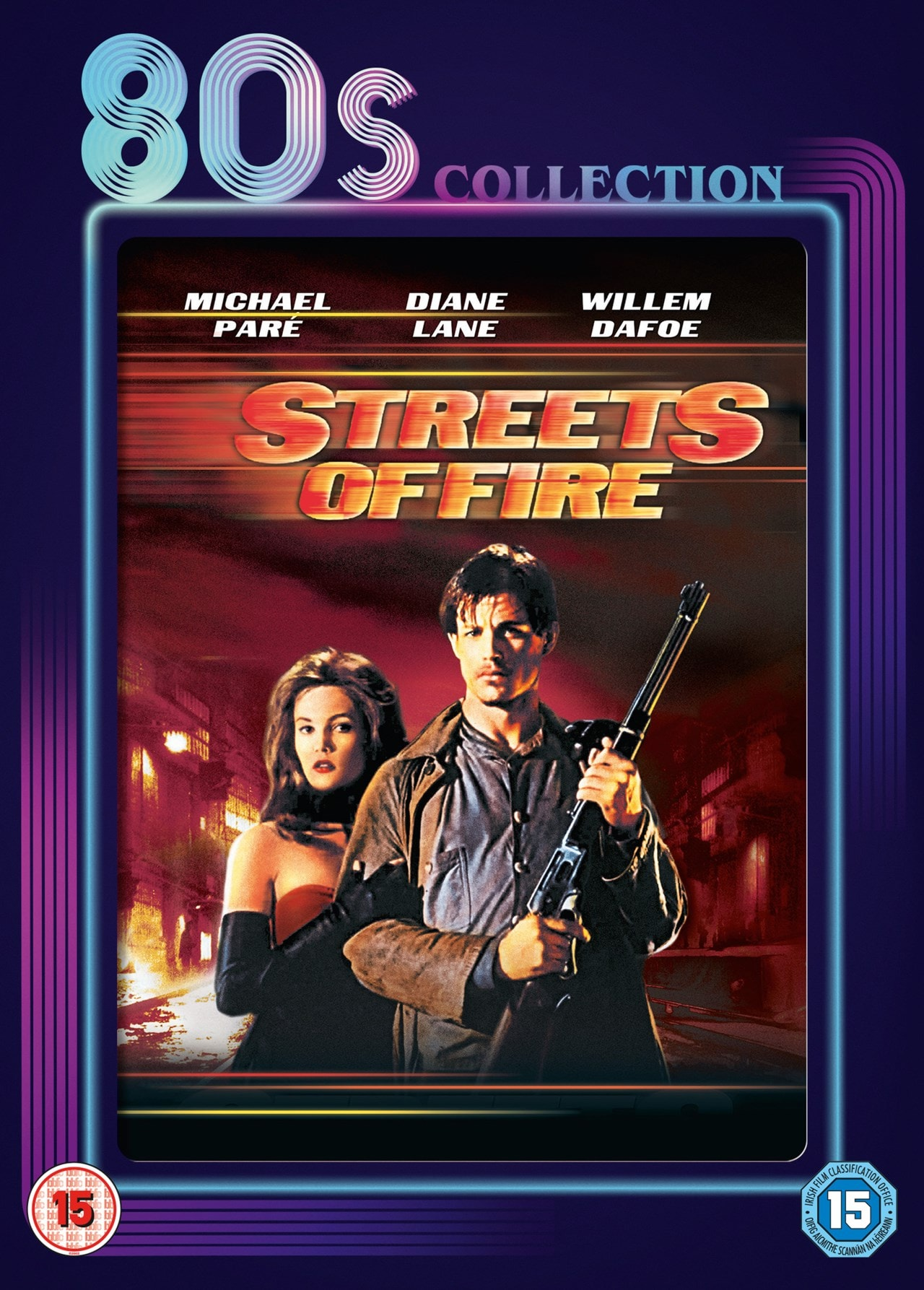 Streets of Fire - 80s Collection - 1