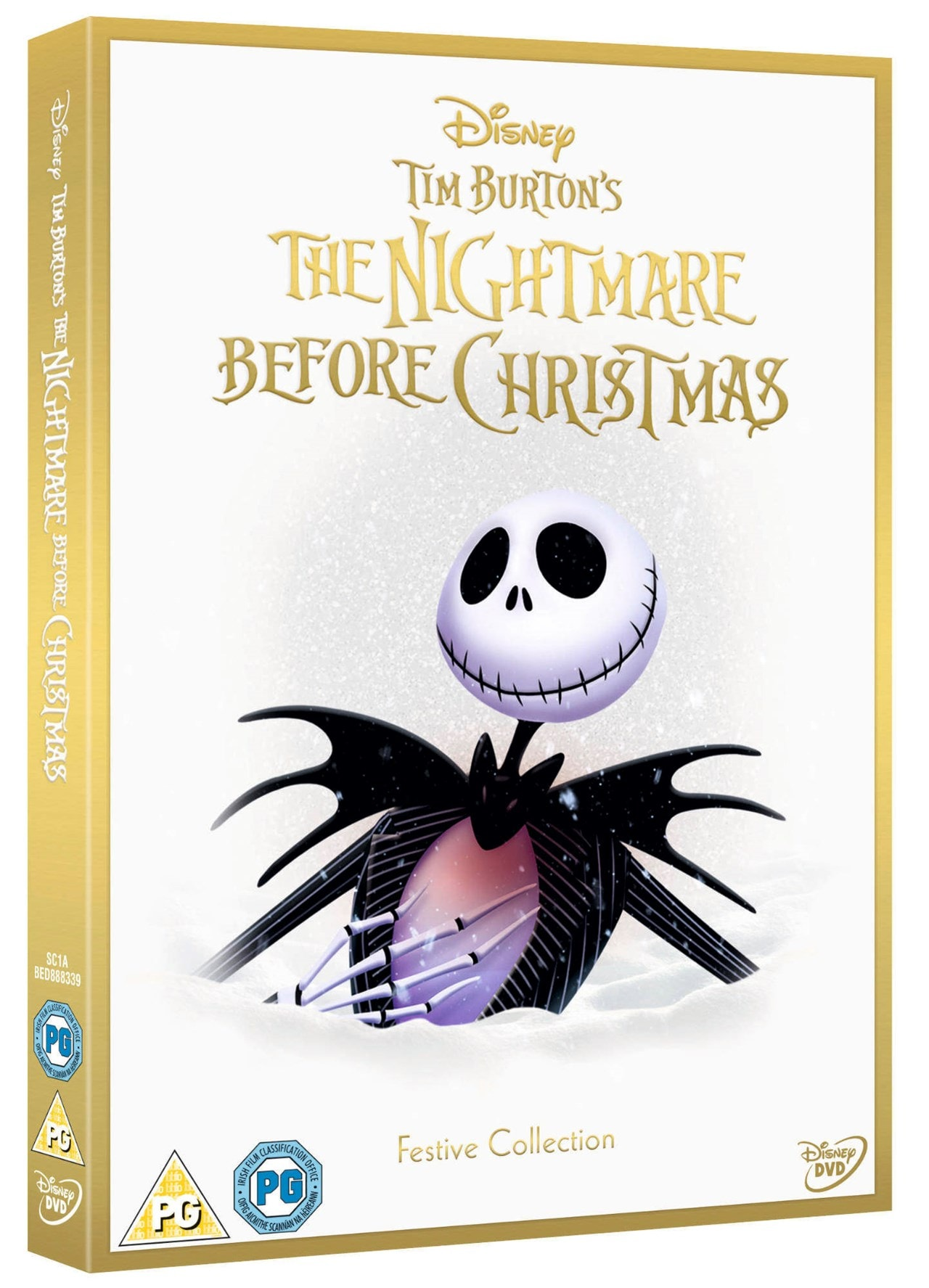 The Nightmare Before Christmas (hmv Christmas Classics) - 2
