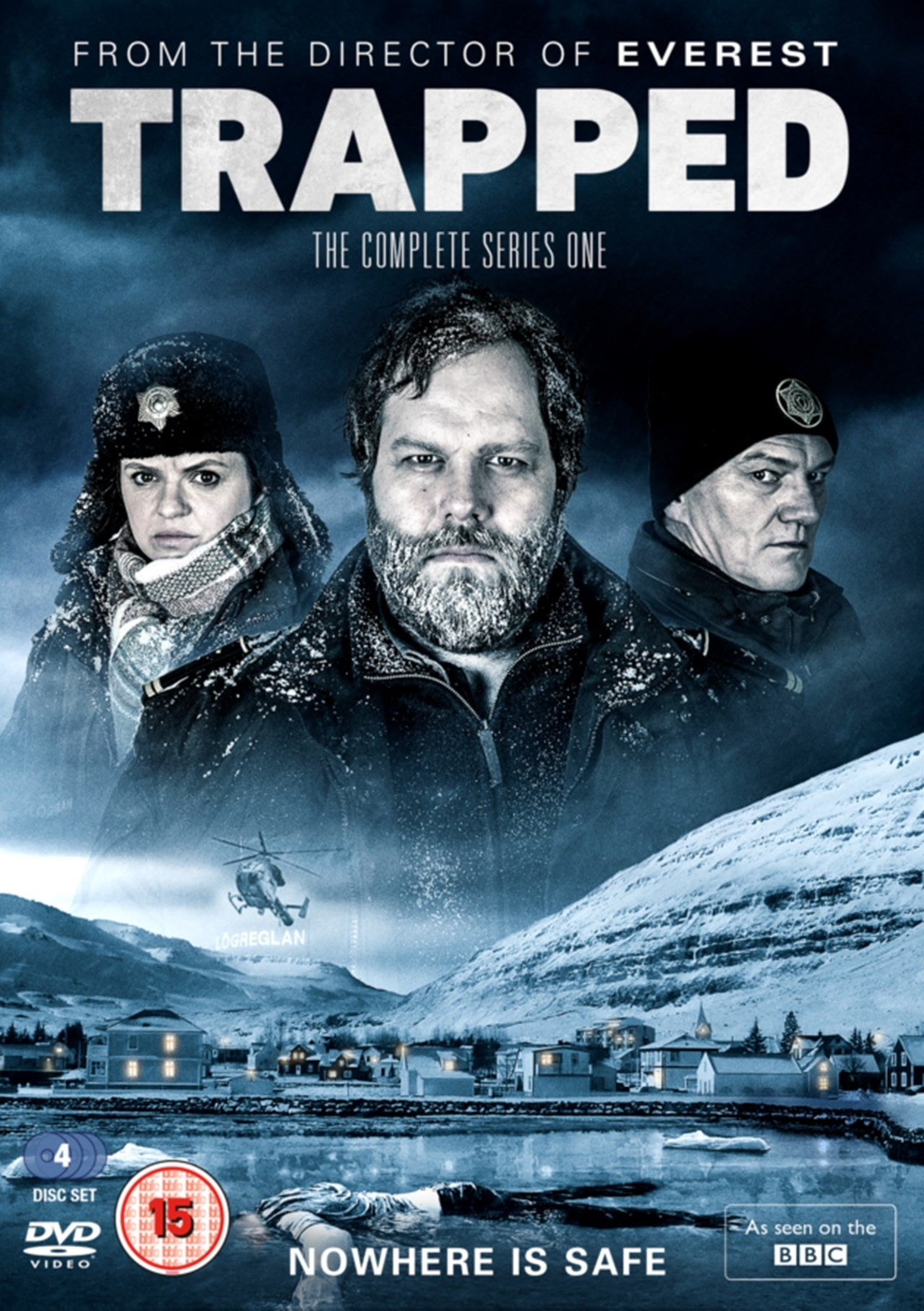 Trapped: The Complete Series One - 1