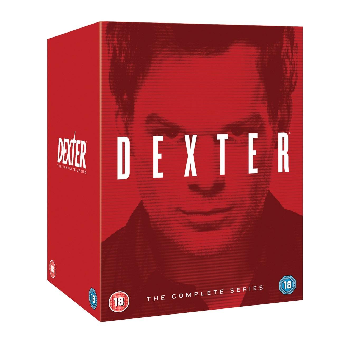Dexter: Complete Seasons 1-8 - 2