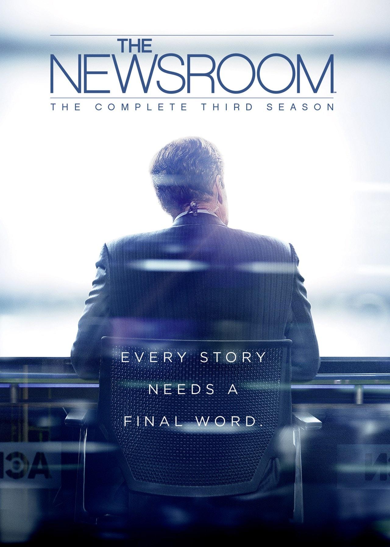 The Newsroom: The Complete Third Season - 1