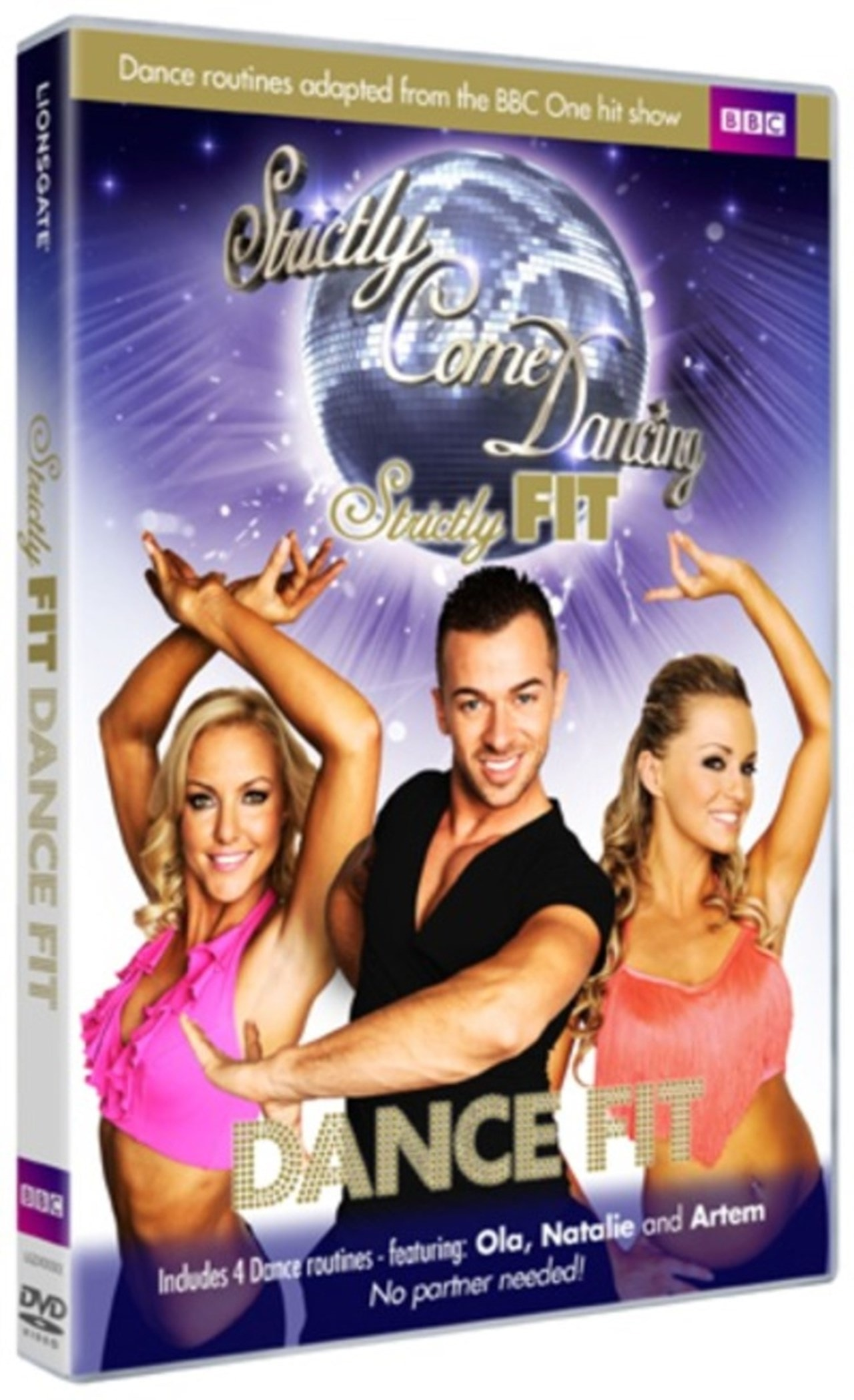 Strictly Come Dancing - Strictly Fit: Dance Fit - 1