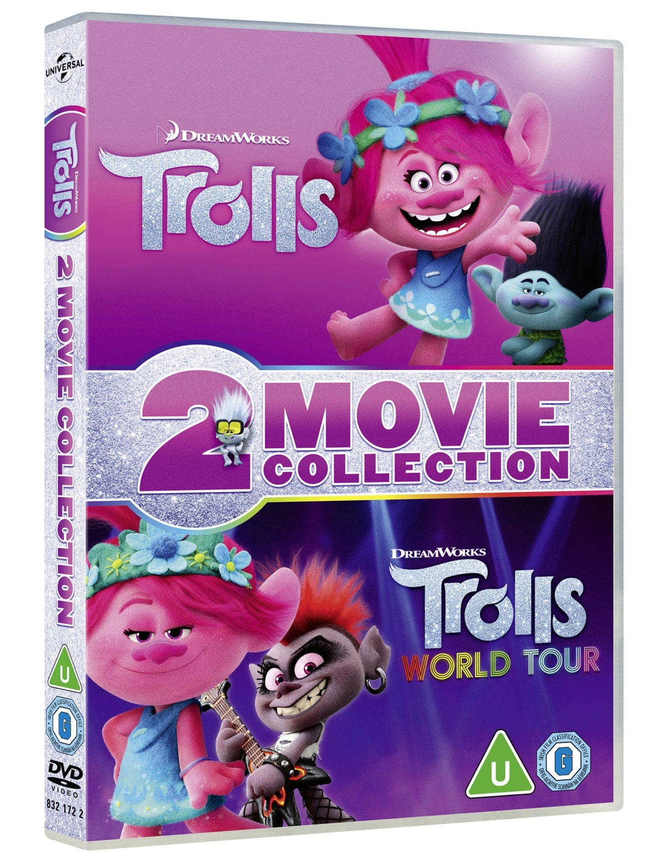 Trolls/Trolls World Tour - 2
