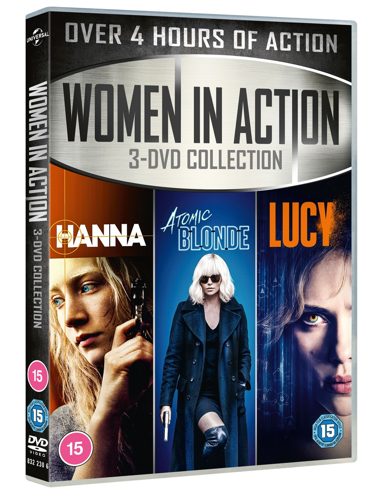 Women in Action Triple Collection - 2