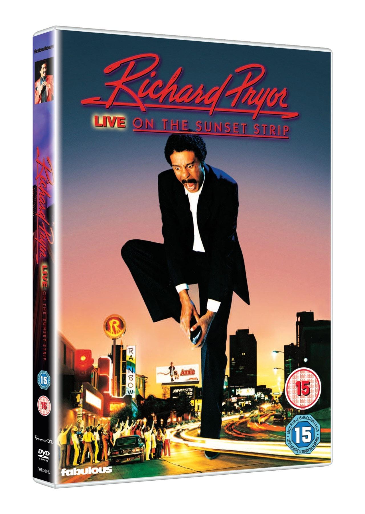 Richard Pryor: Live On the Sunset Strip - 2