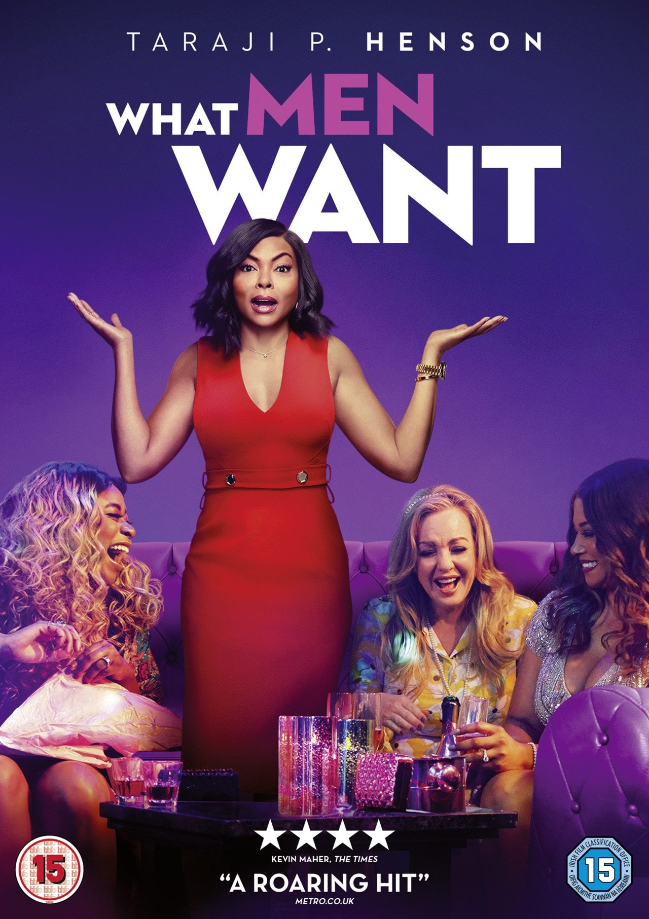 What Men Want | DVD | Free shipping over £20 | HMV Store