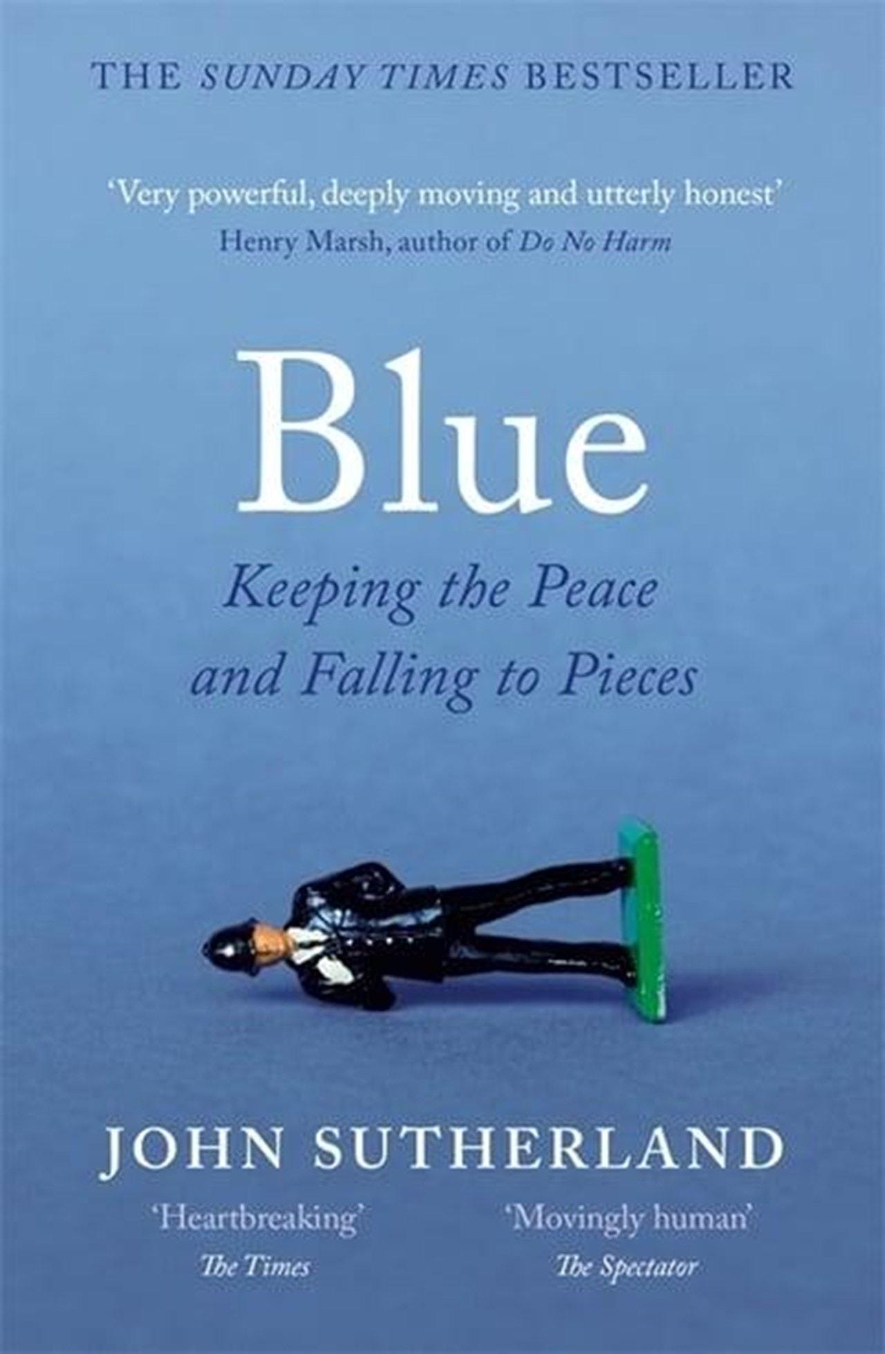 Blue A Memoir - 1