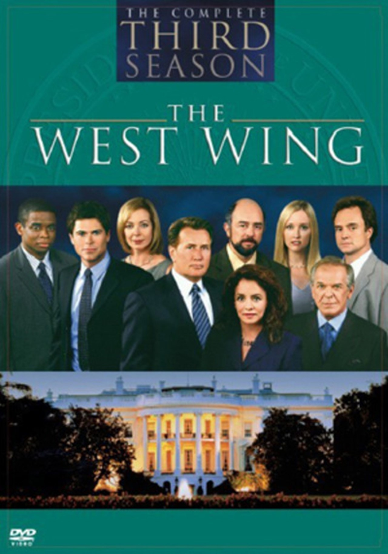 The West Wing: The Complete Third Season - 1