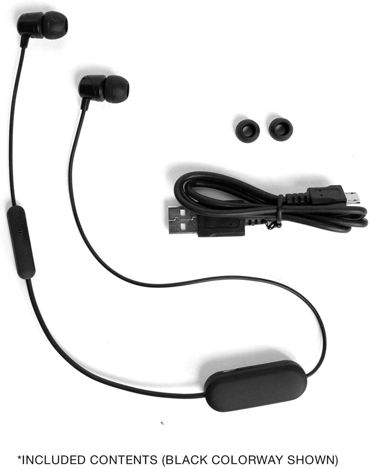 Skullcandy Jib BT Black/Purple Bluetooth Earphones - 4
