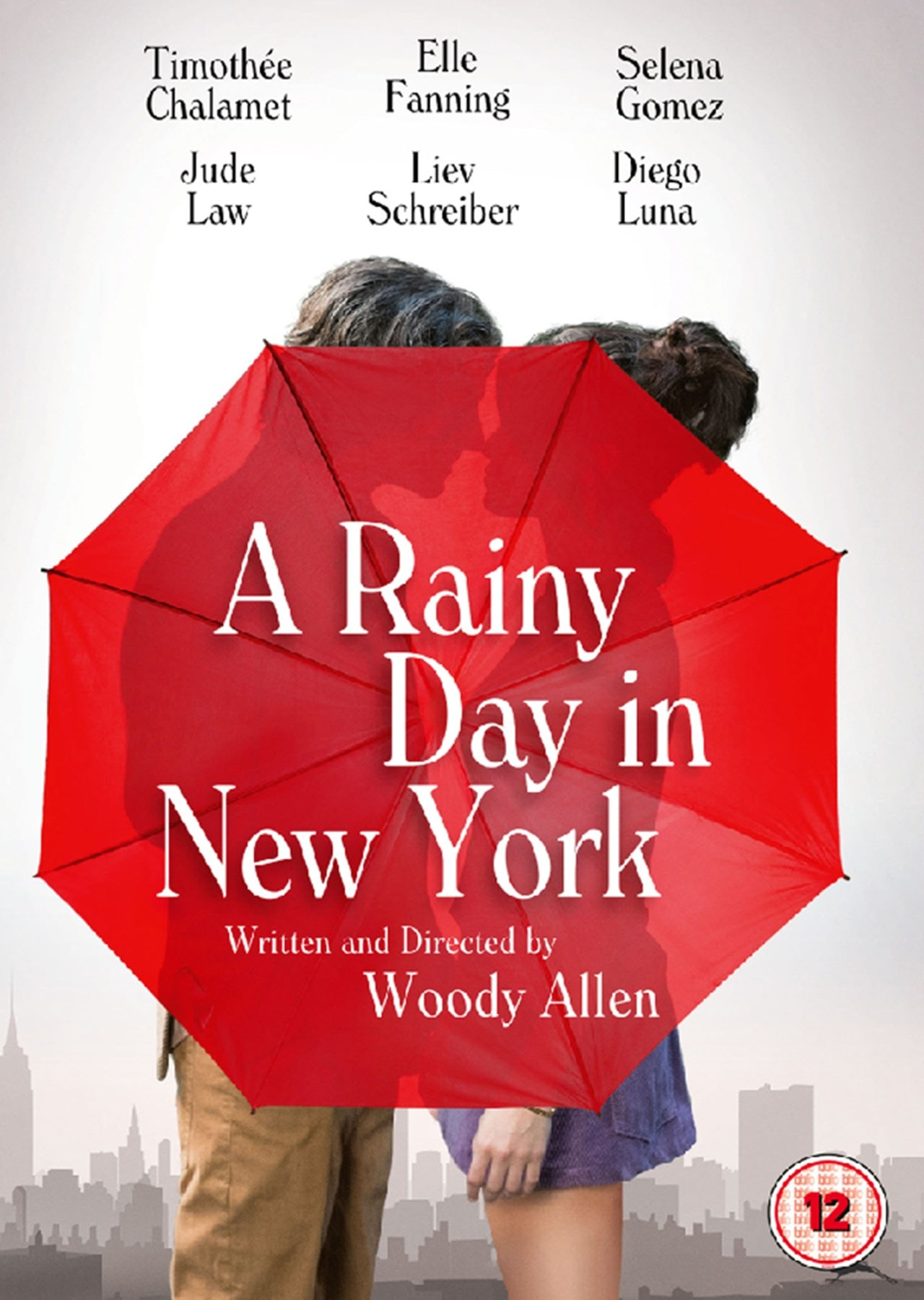 A Rainy Day in New York - 1