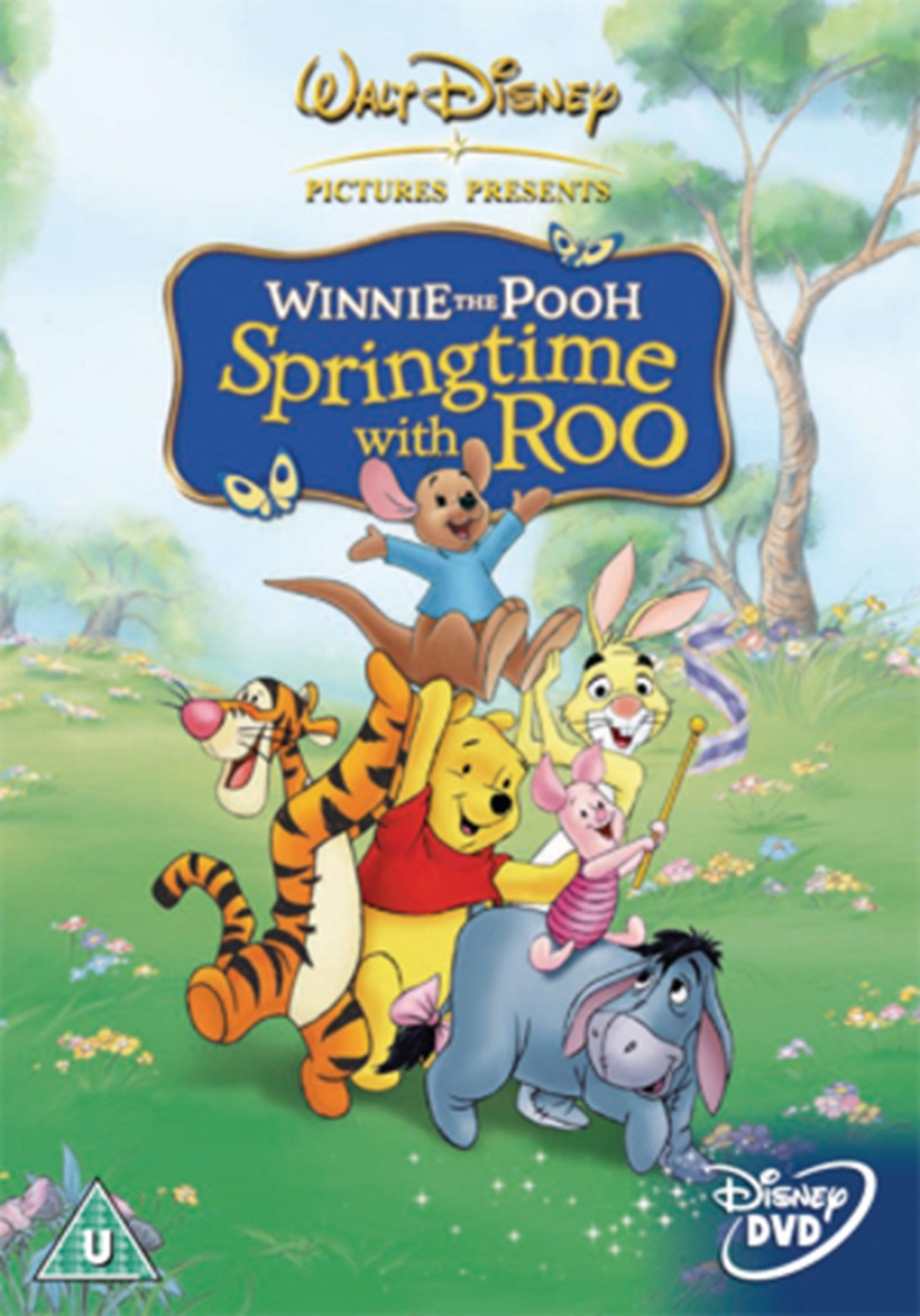 Winnie the Pooh: Springtime With Roo - 1