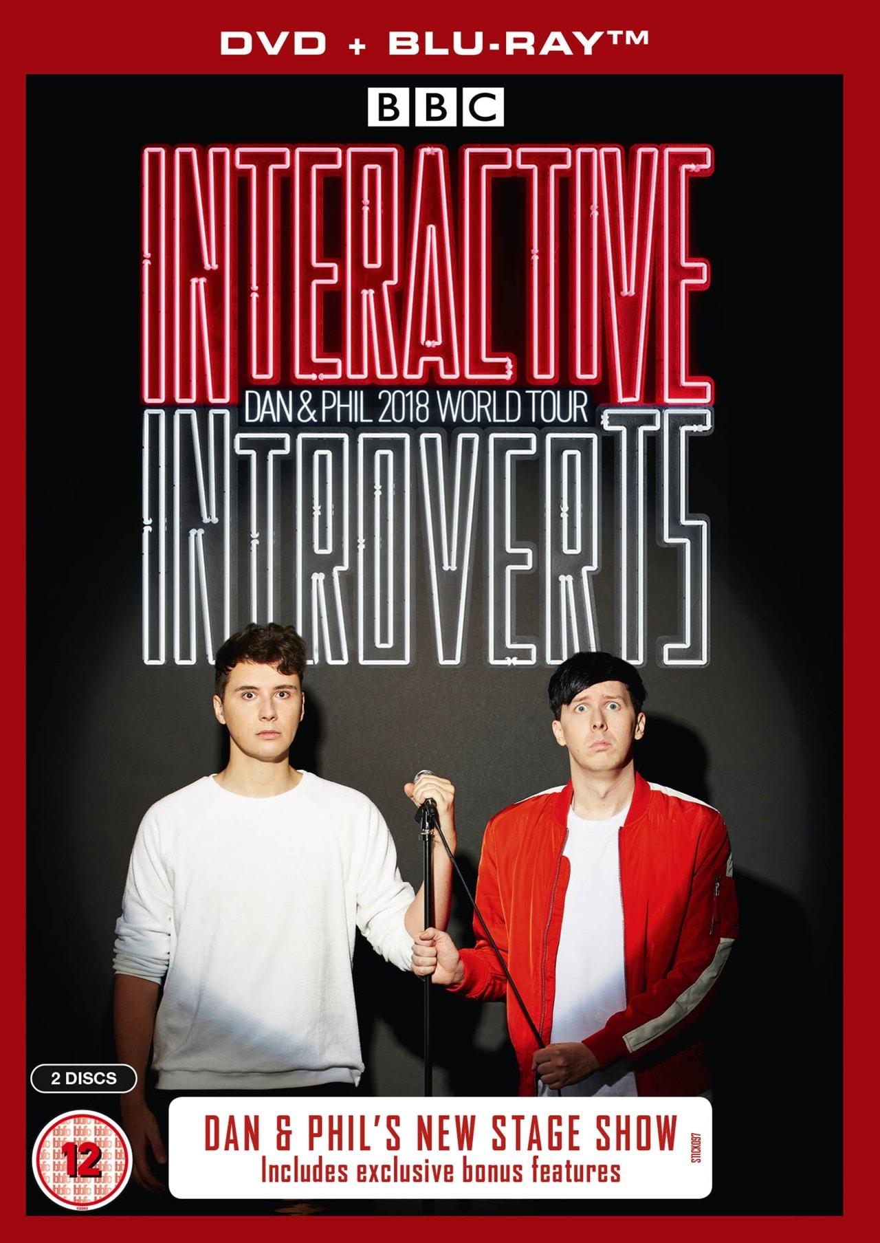 Dan & Phil: Interactive Introverts (hmv Exclusive) - 1