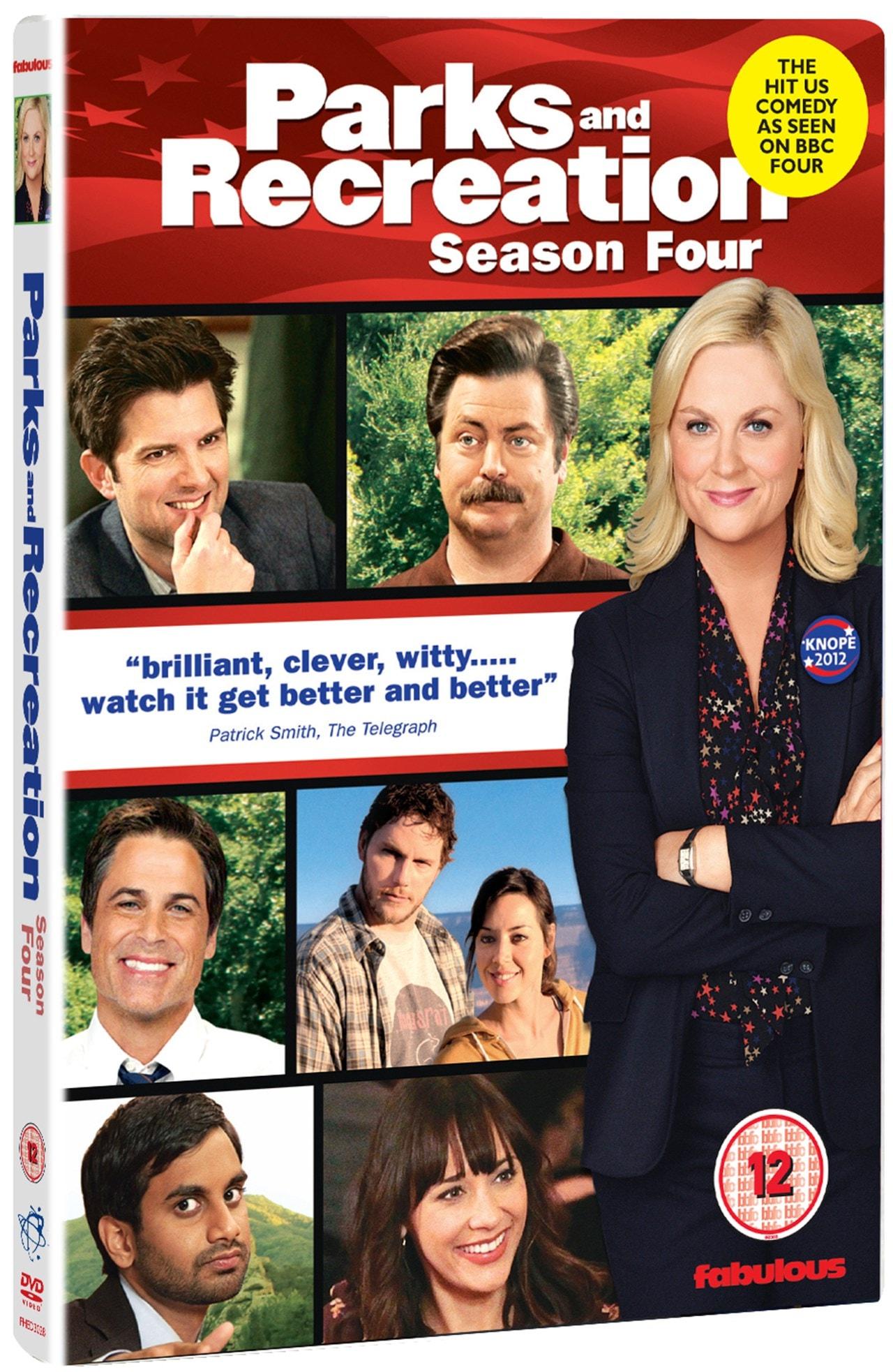 Parks and Recreation: Season Four - 2